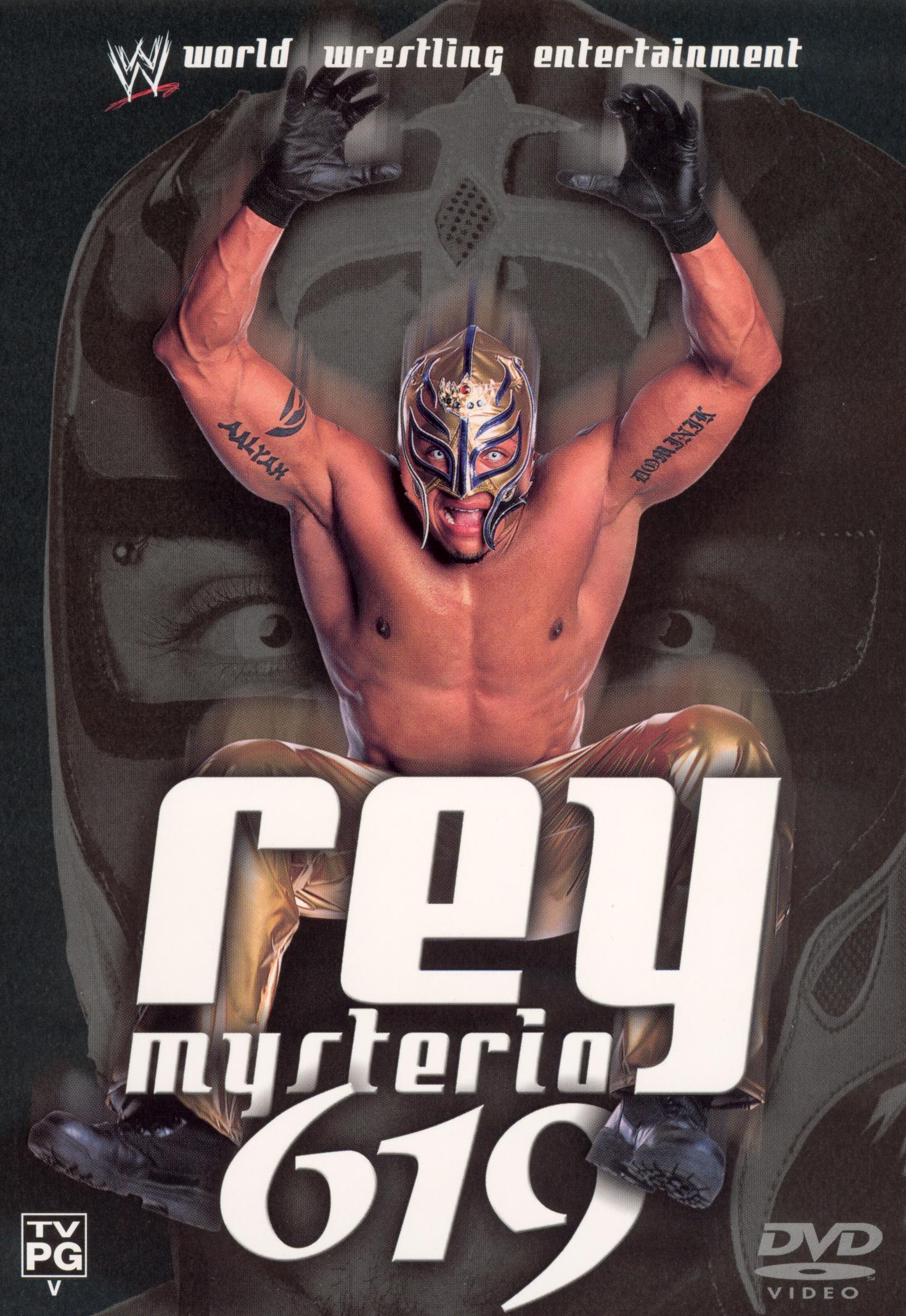 WWE: Rey Mysterio 619