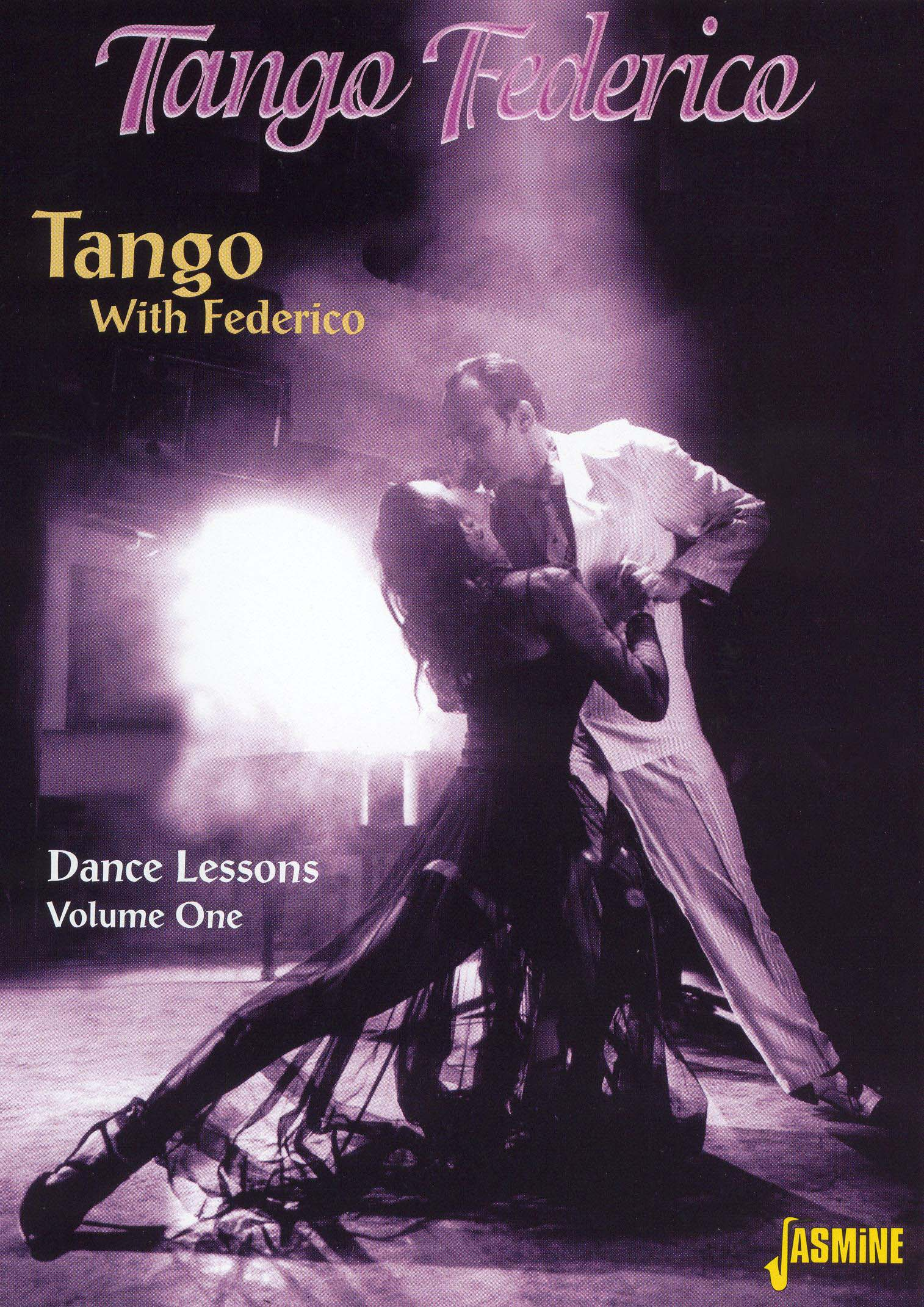 Tango With Federico: Dance Lessons, Vol. 1