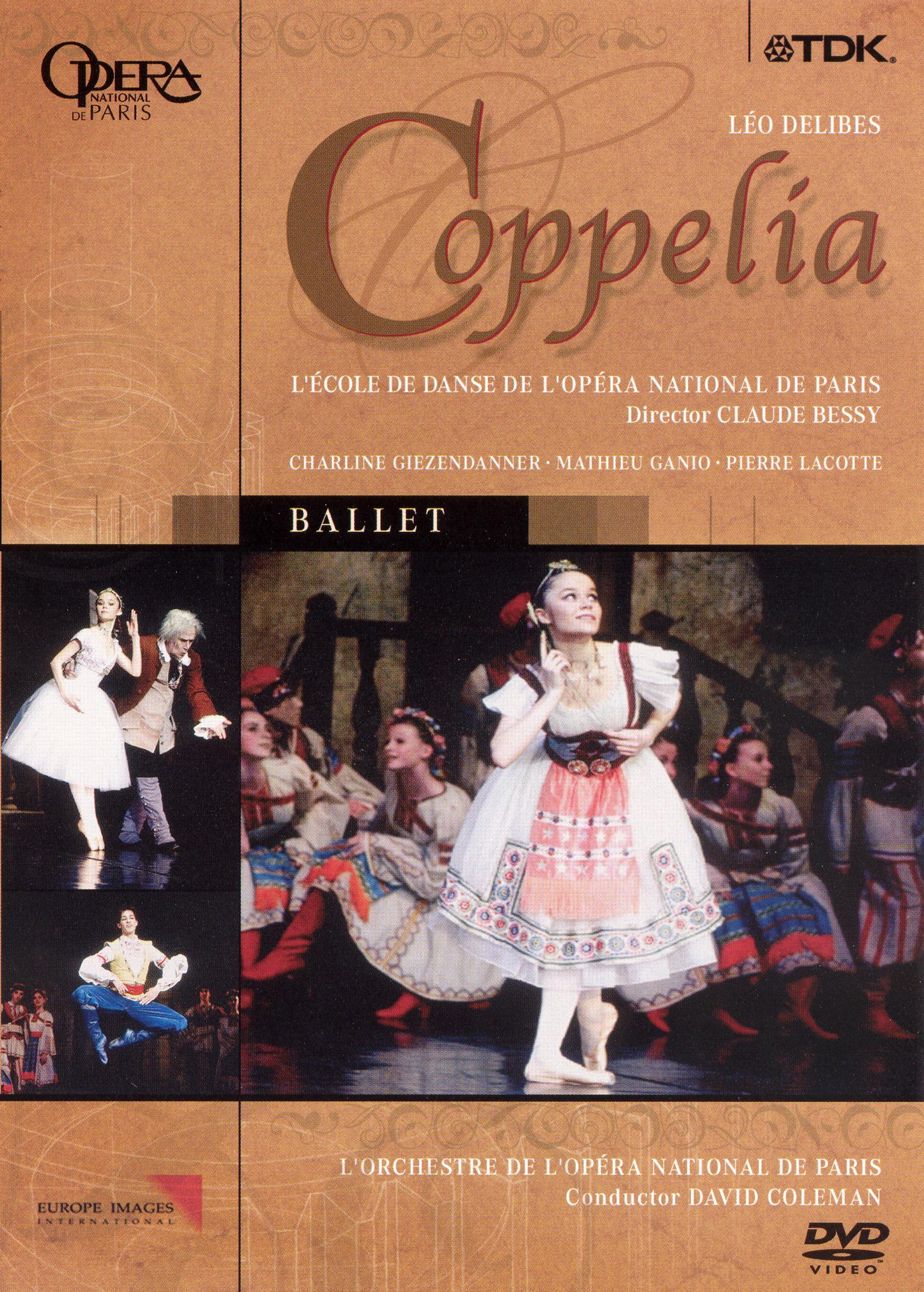 Coppelia (Opera National de Paris)
