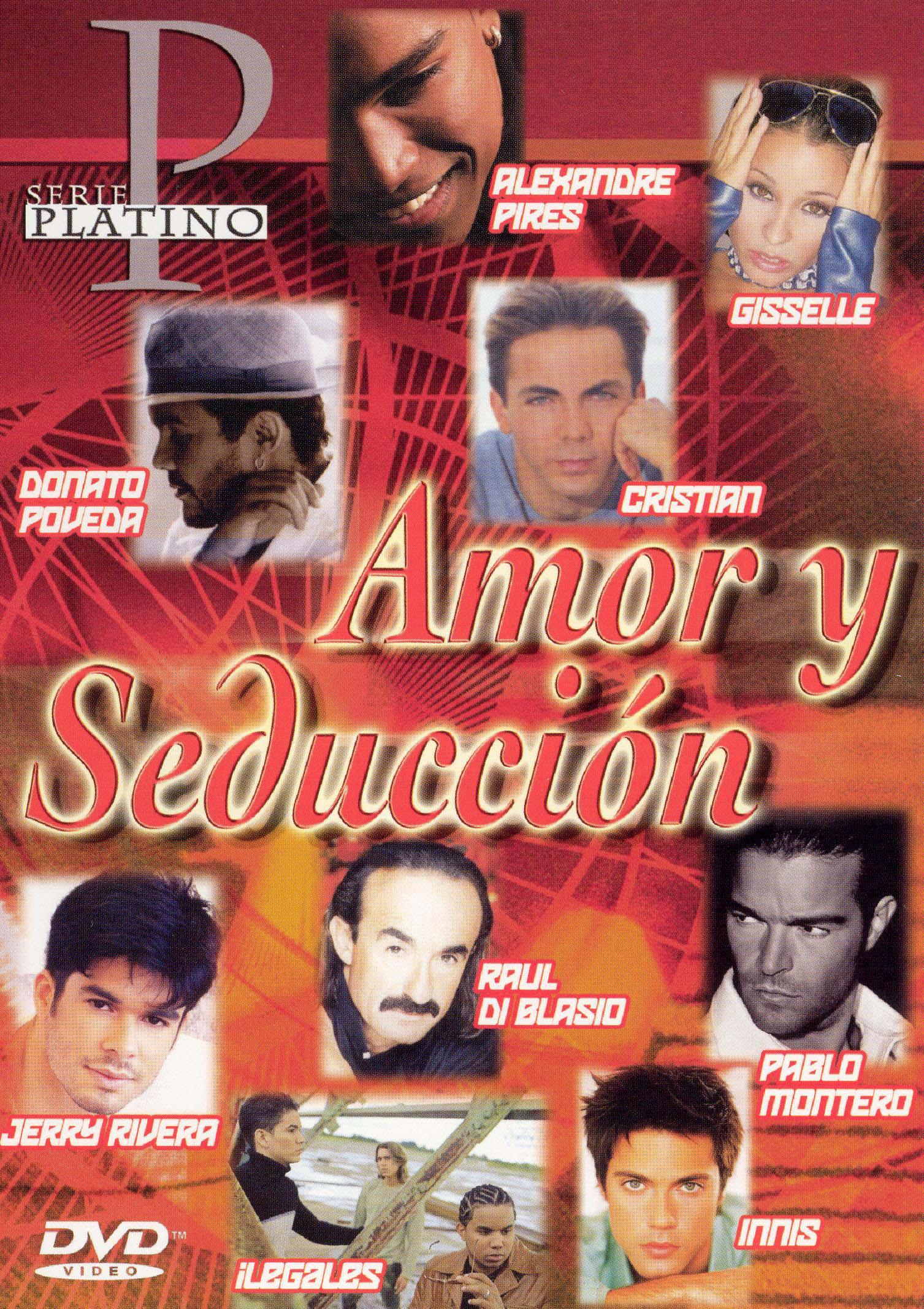 Amor Y Seduccion: Serie Platino