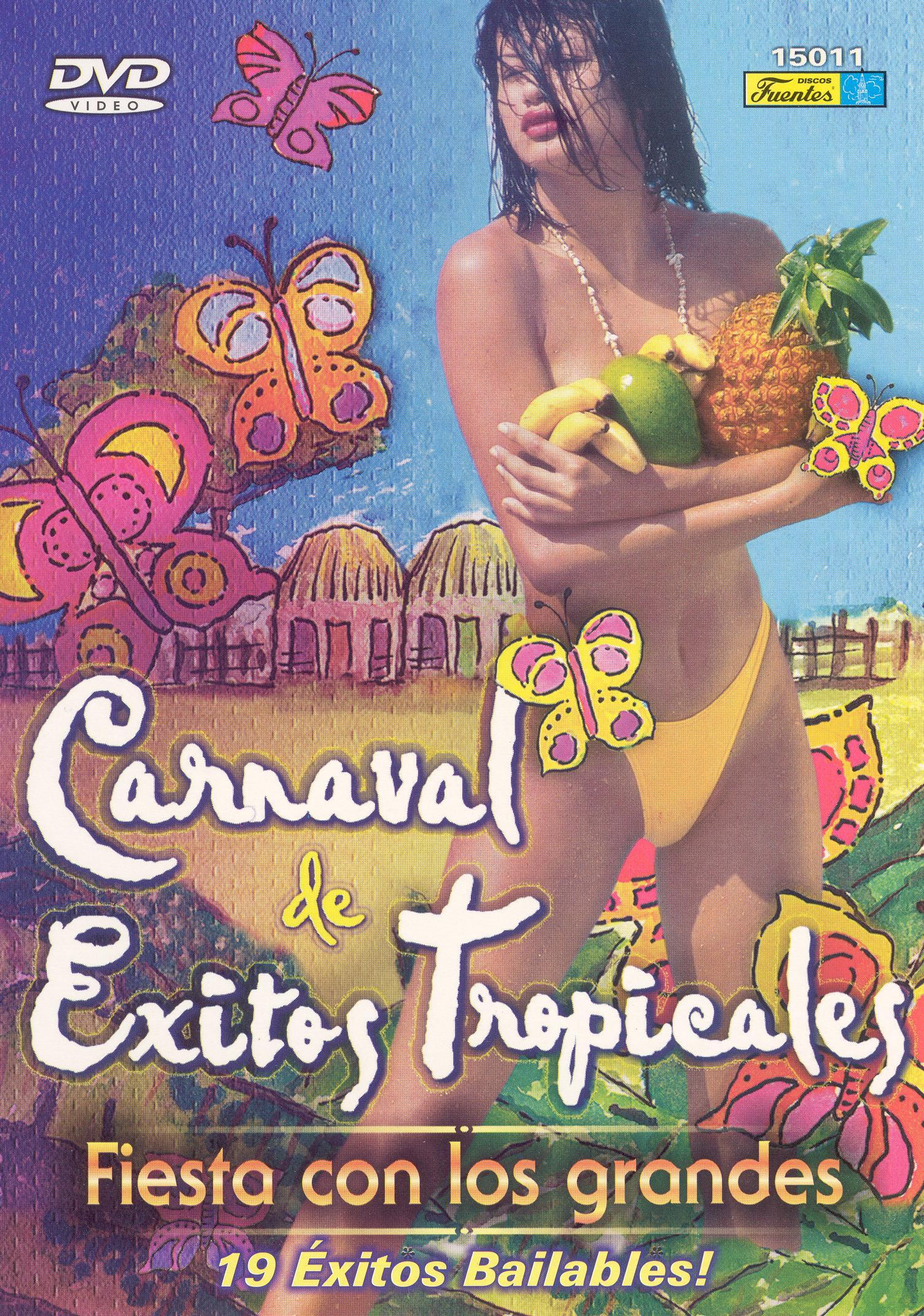 Carnaval De Exitos Tropicales: Fiesta Con Los Gran
