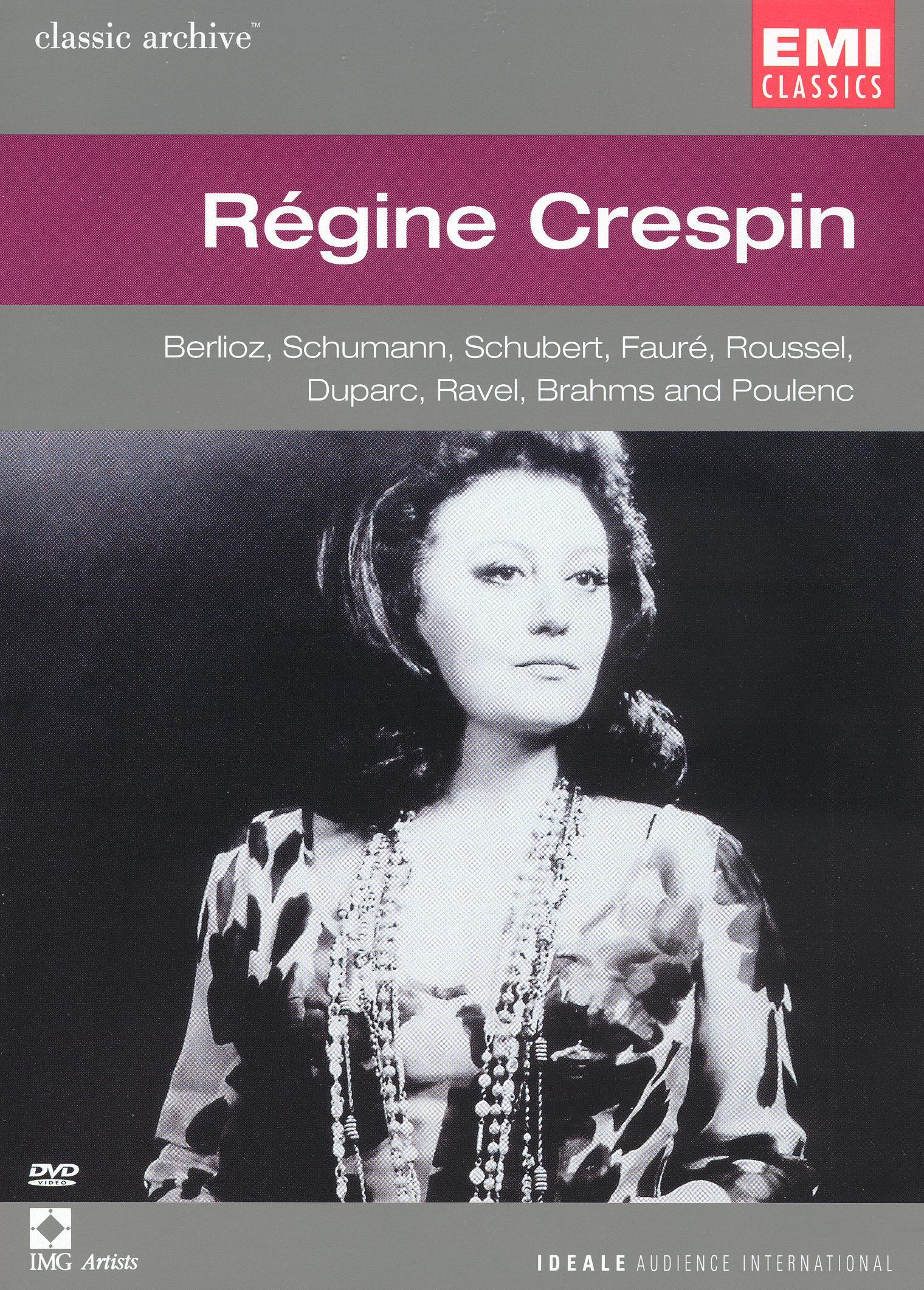 Classic Archive: Regine Crespin