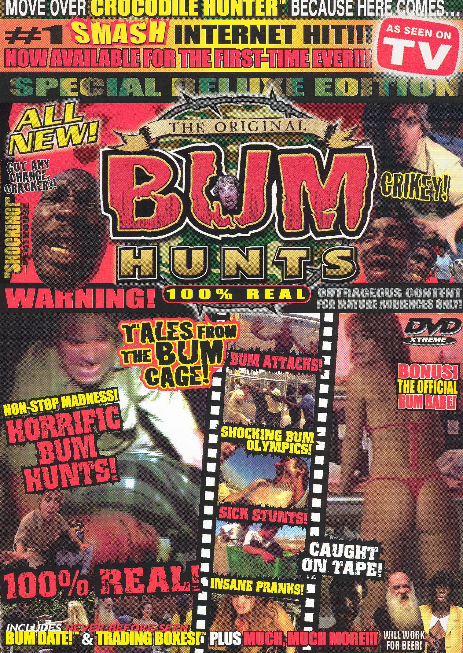 Bum Hunts: Tales From the Bum Cage