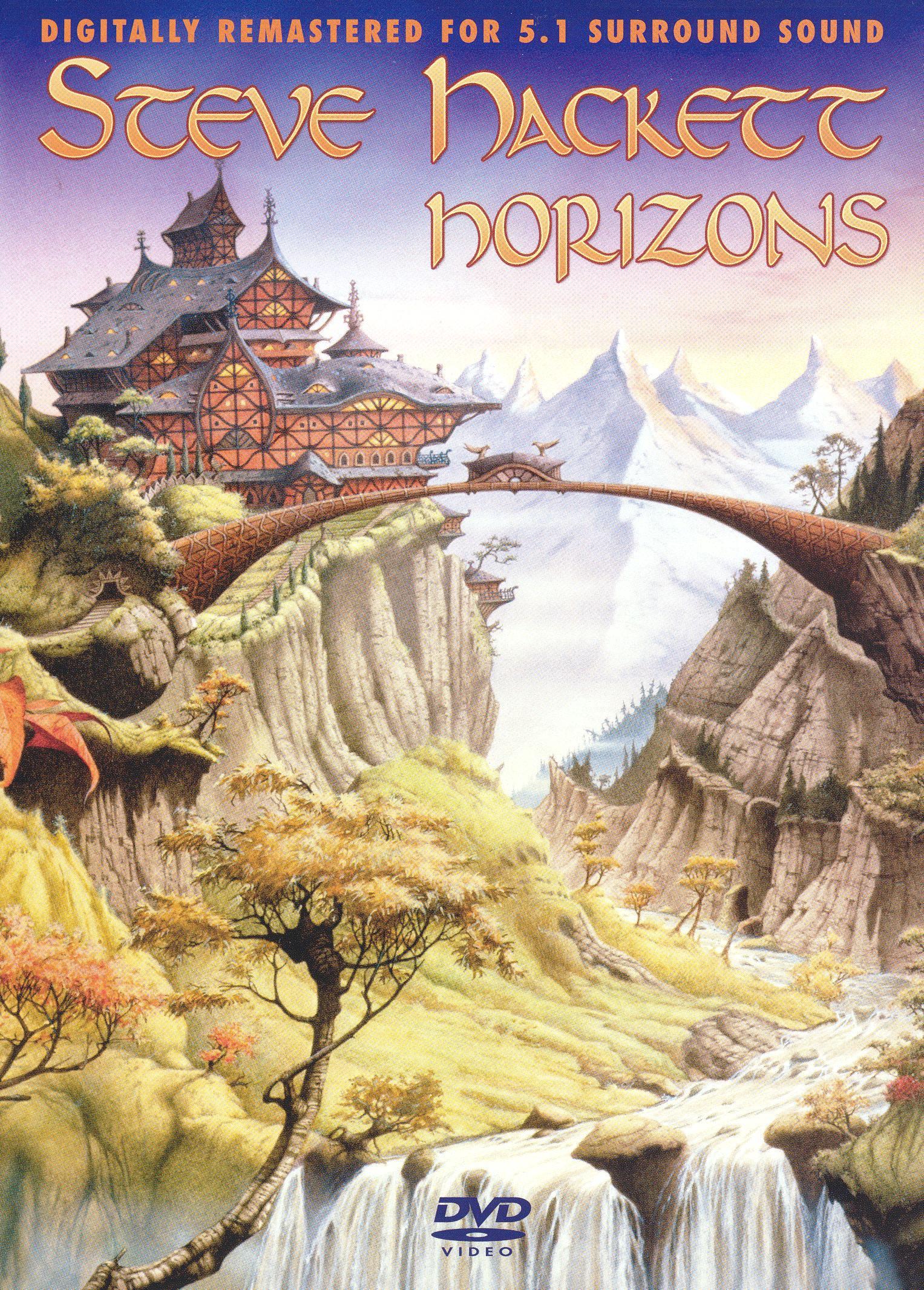 Steve Hackett: Horizons