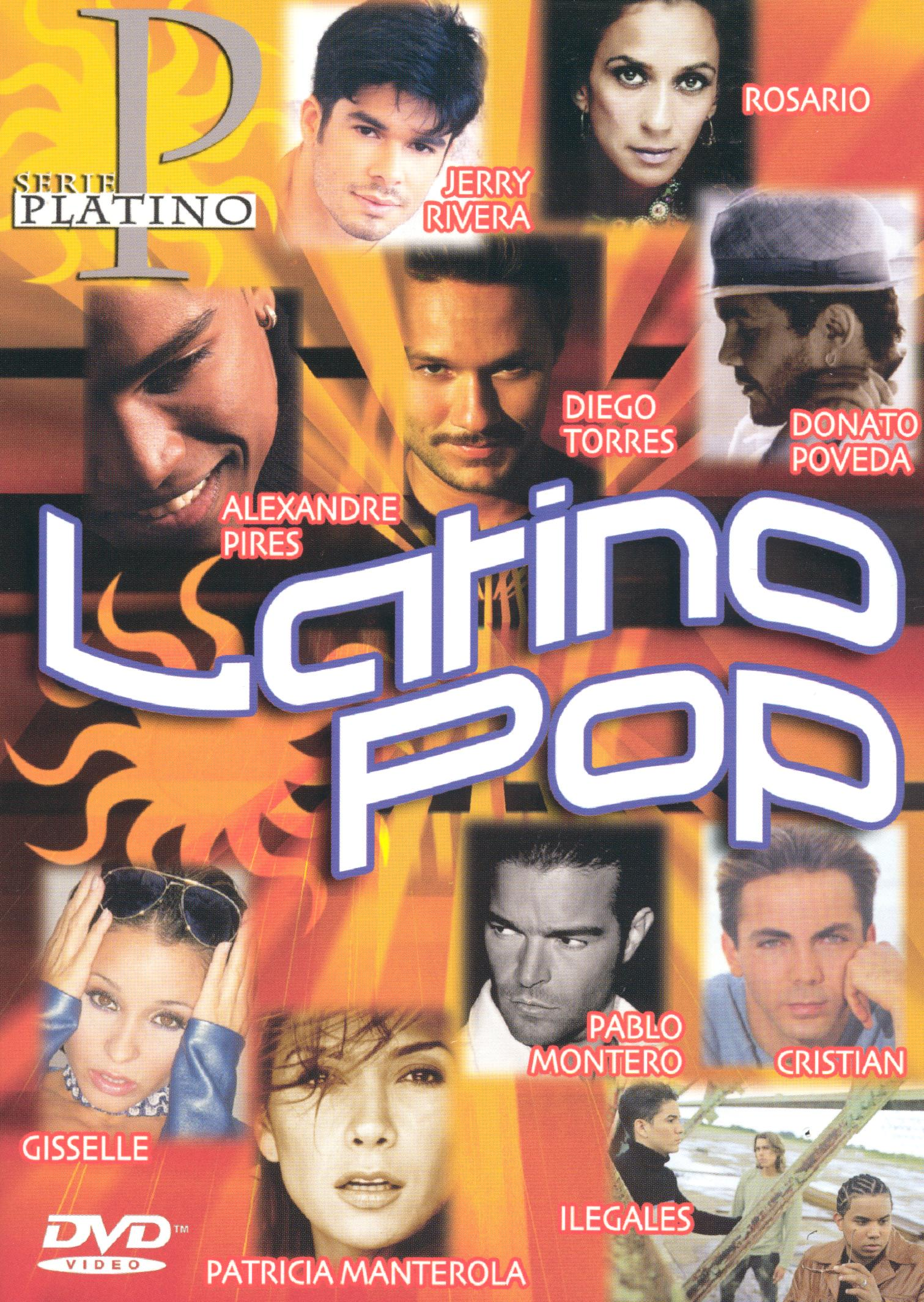 Latino Pop: Serie Platino