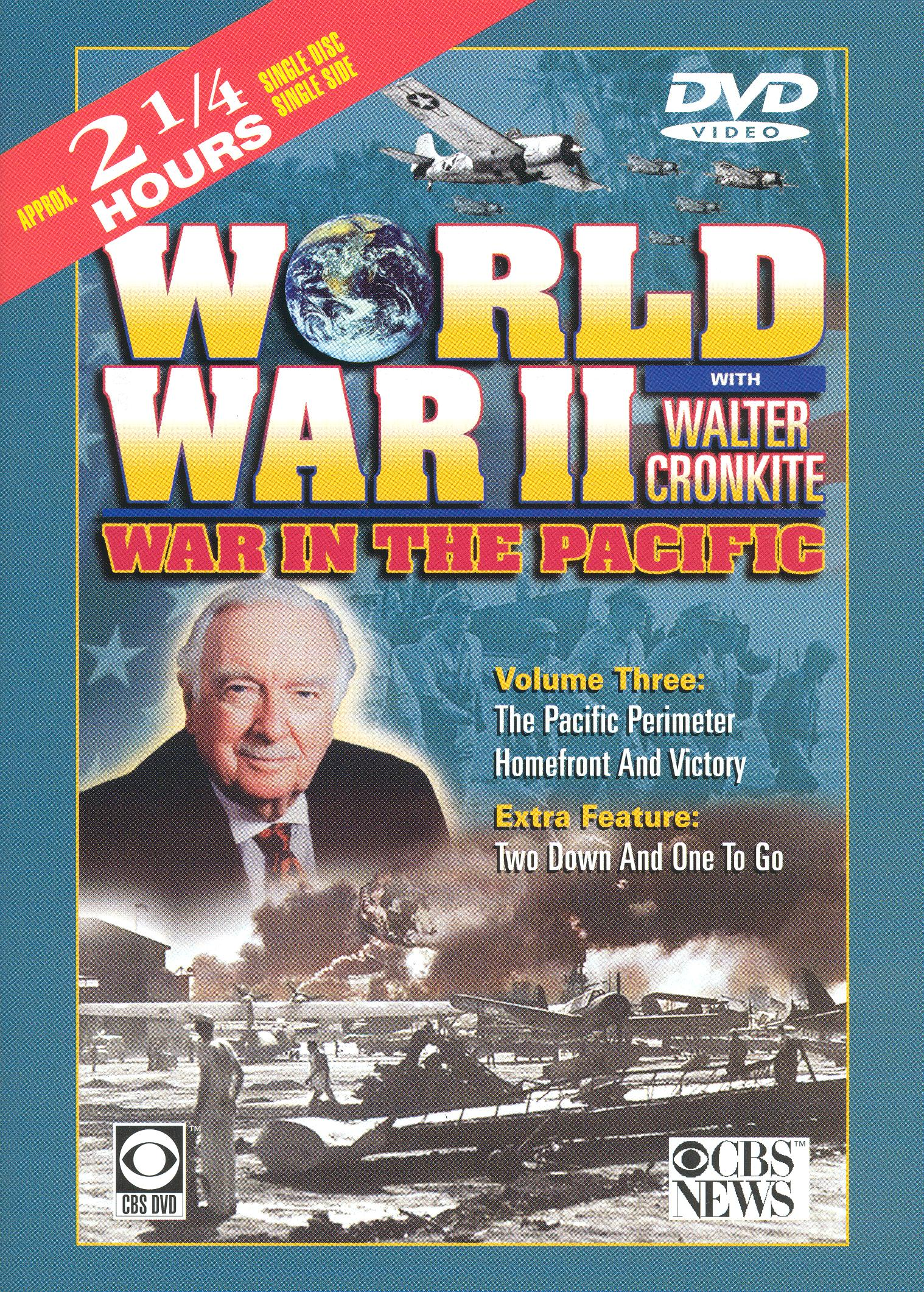 World War II: War in the Pacific, Vol. 3