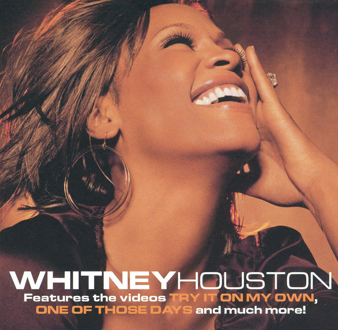 Whitney Houston: Try It On My Own / One of Those Days [DVD Single]