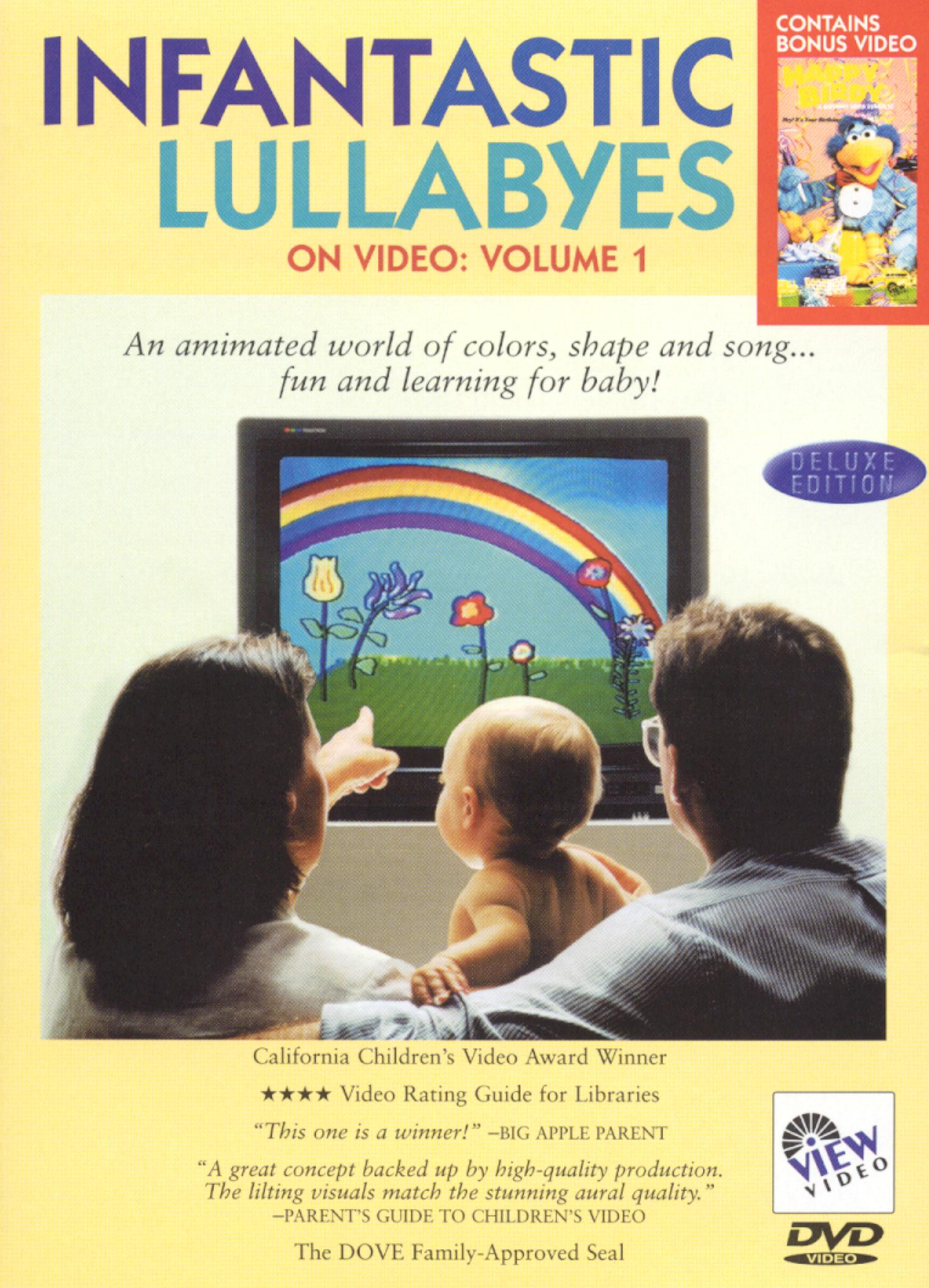 Infantastic Lullabyes on Video, Vol. 1