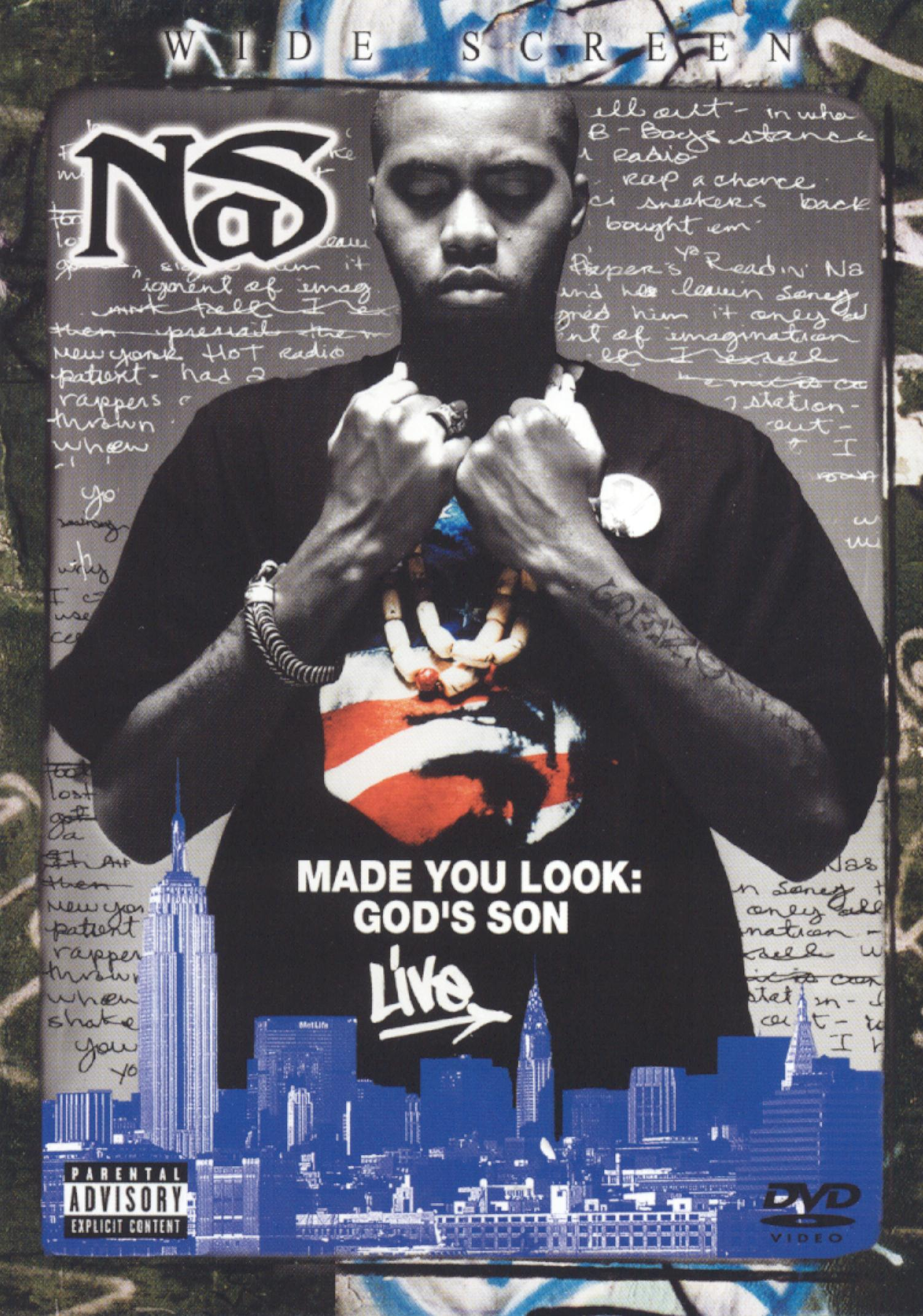 Nas: Made You Look - God's Son Live