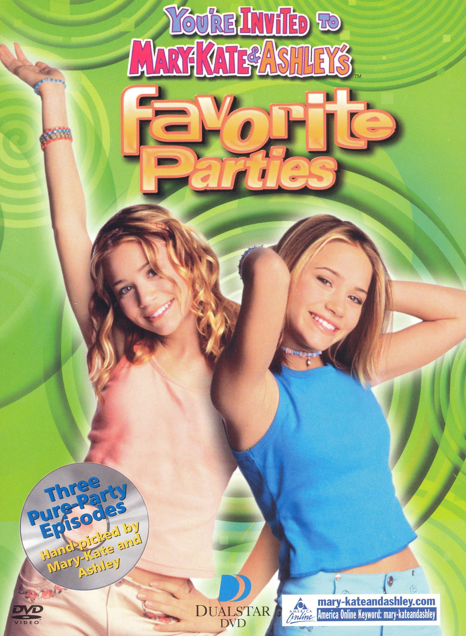 You're Invited to Mary-kate & Ashley's Favorite Parties