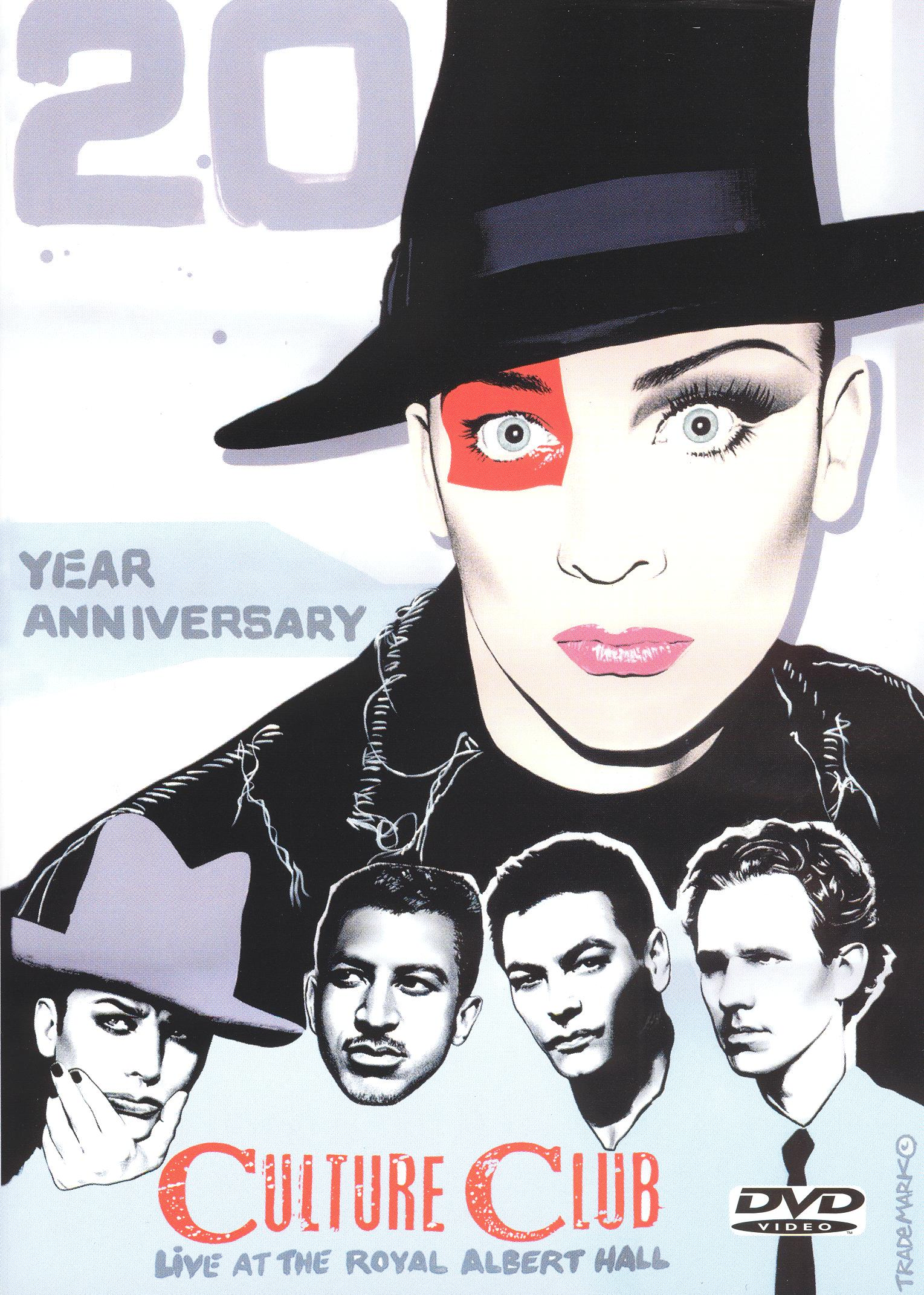 The Culture Club: Live At the Royal Albert Hall - 20th Anniversary