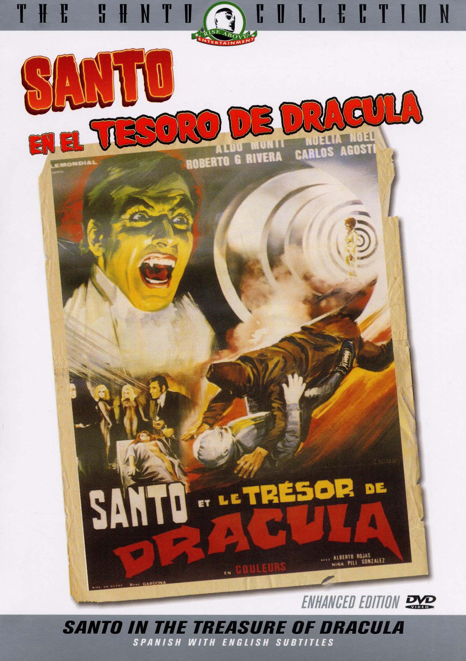 El Santo en el Tesoro De Dracula