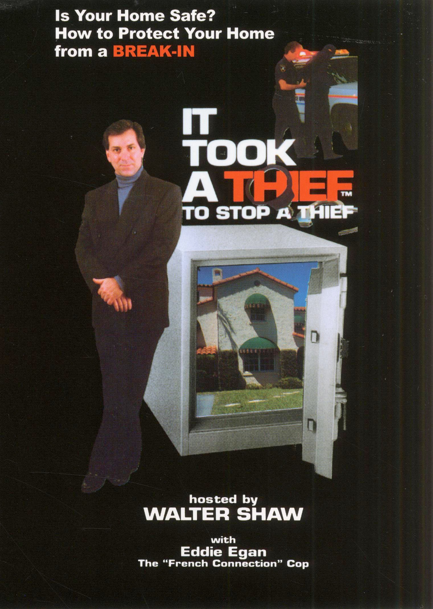 It Took a Thief to Stop a Thief