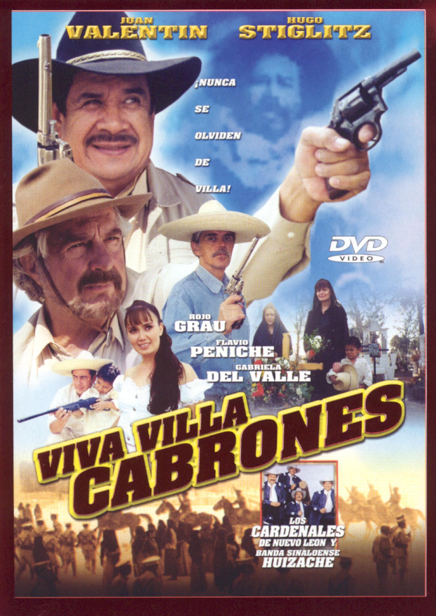 Viva Villa Cabrones