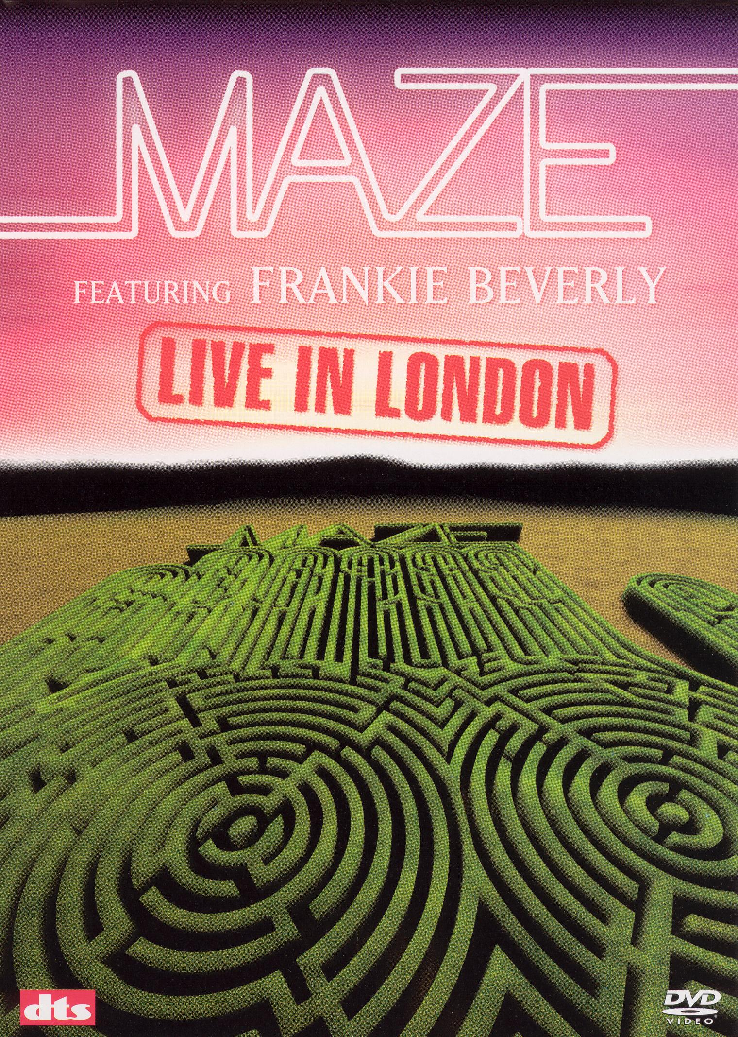 Maze Featuring Frankie Beverly: Live at the Hammersmith Odeon