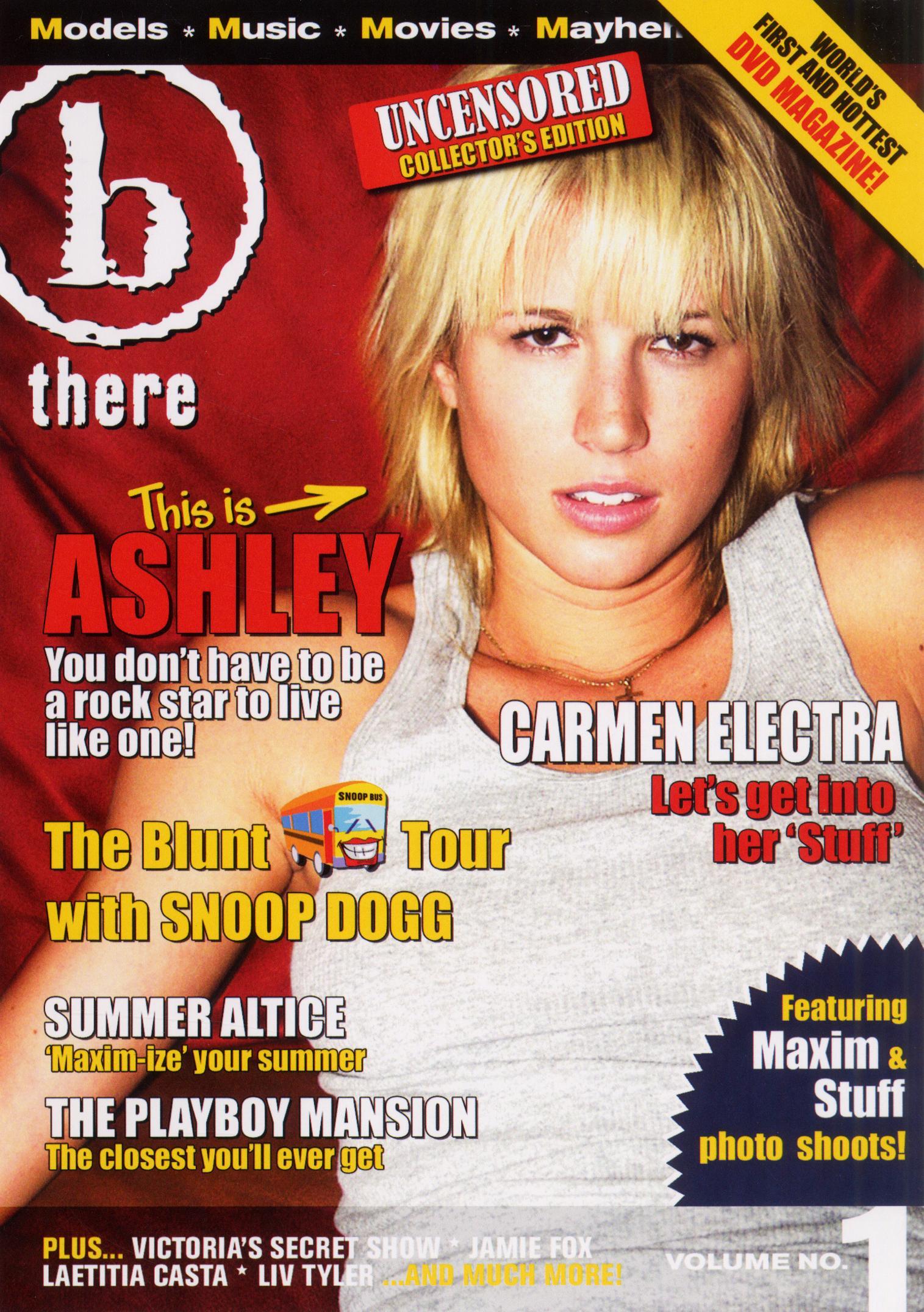 b There: The DVD Magazine, Vol. 1
