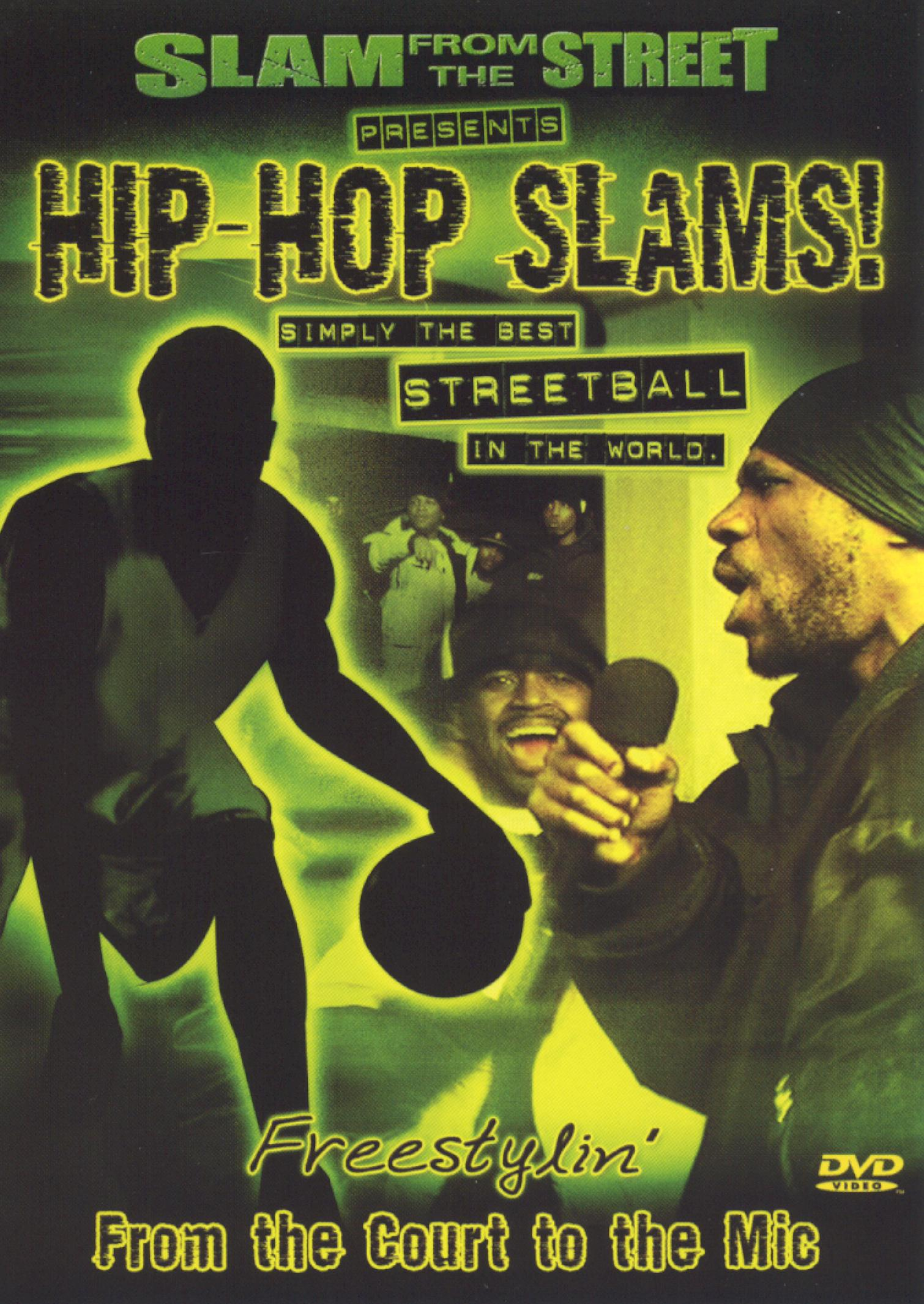 Slam From the Street: Hip