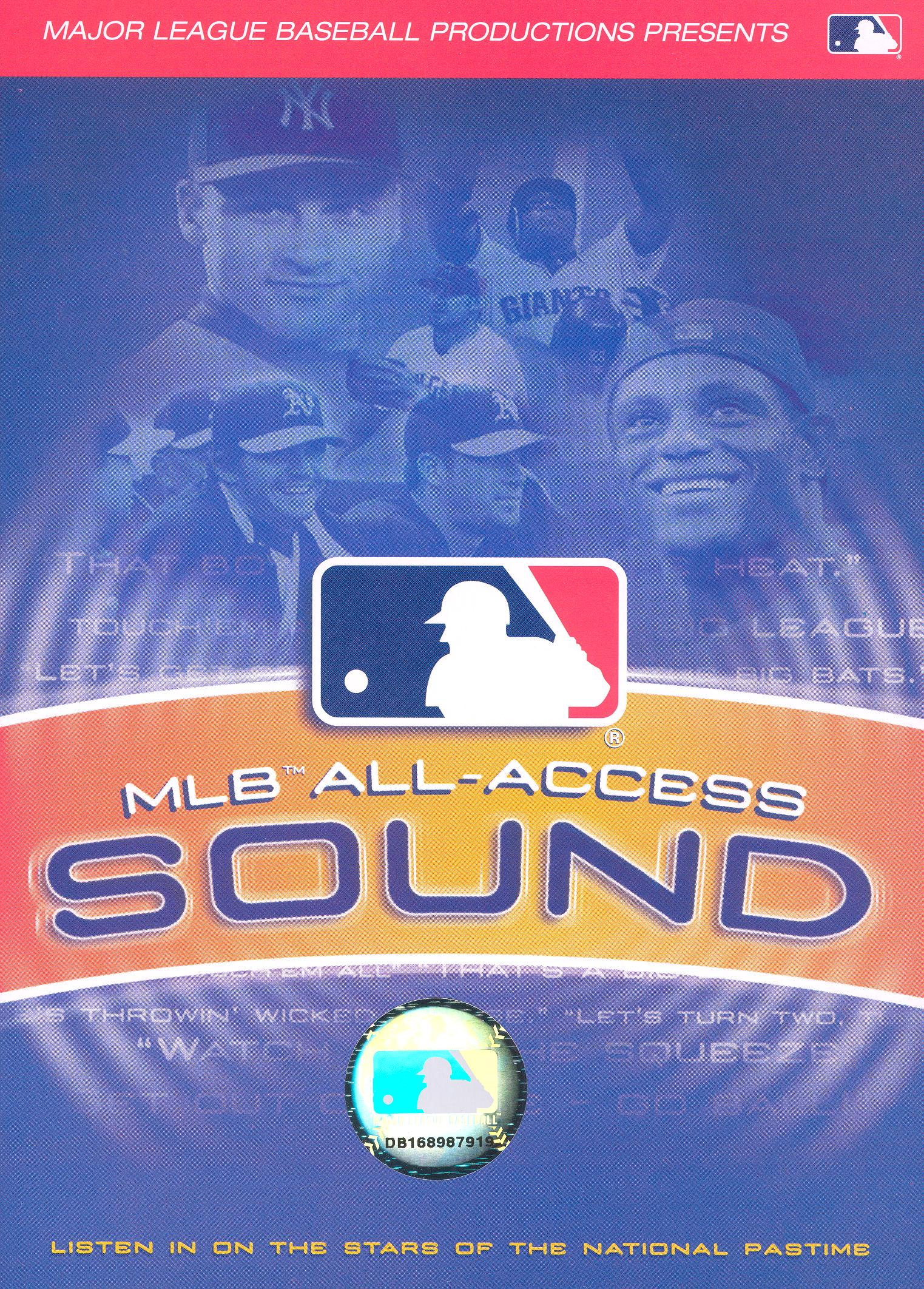 MLB: All Access Sound