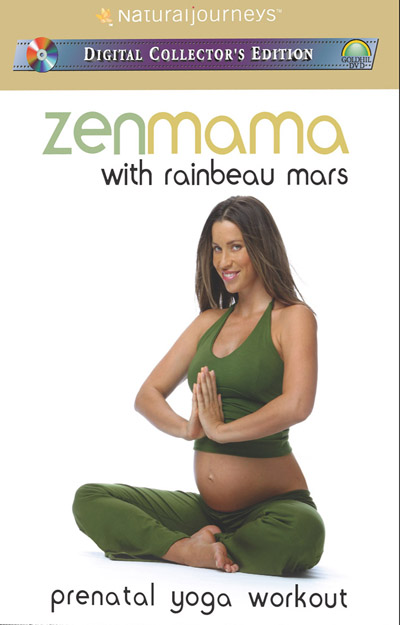 ZenMama: Prenatal Yoga Workout With Rainbeau Mars