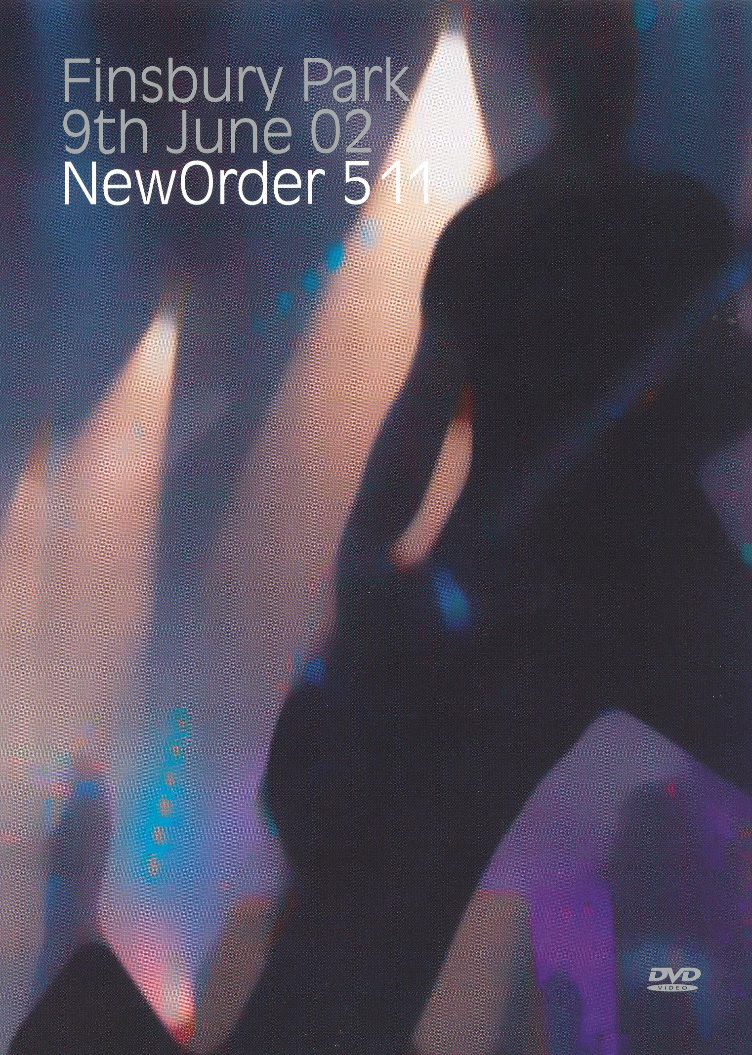 New Order: Live at Finsbury Park