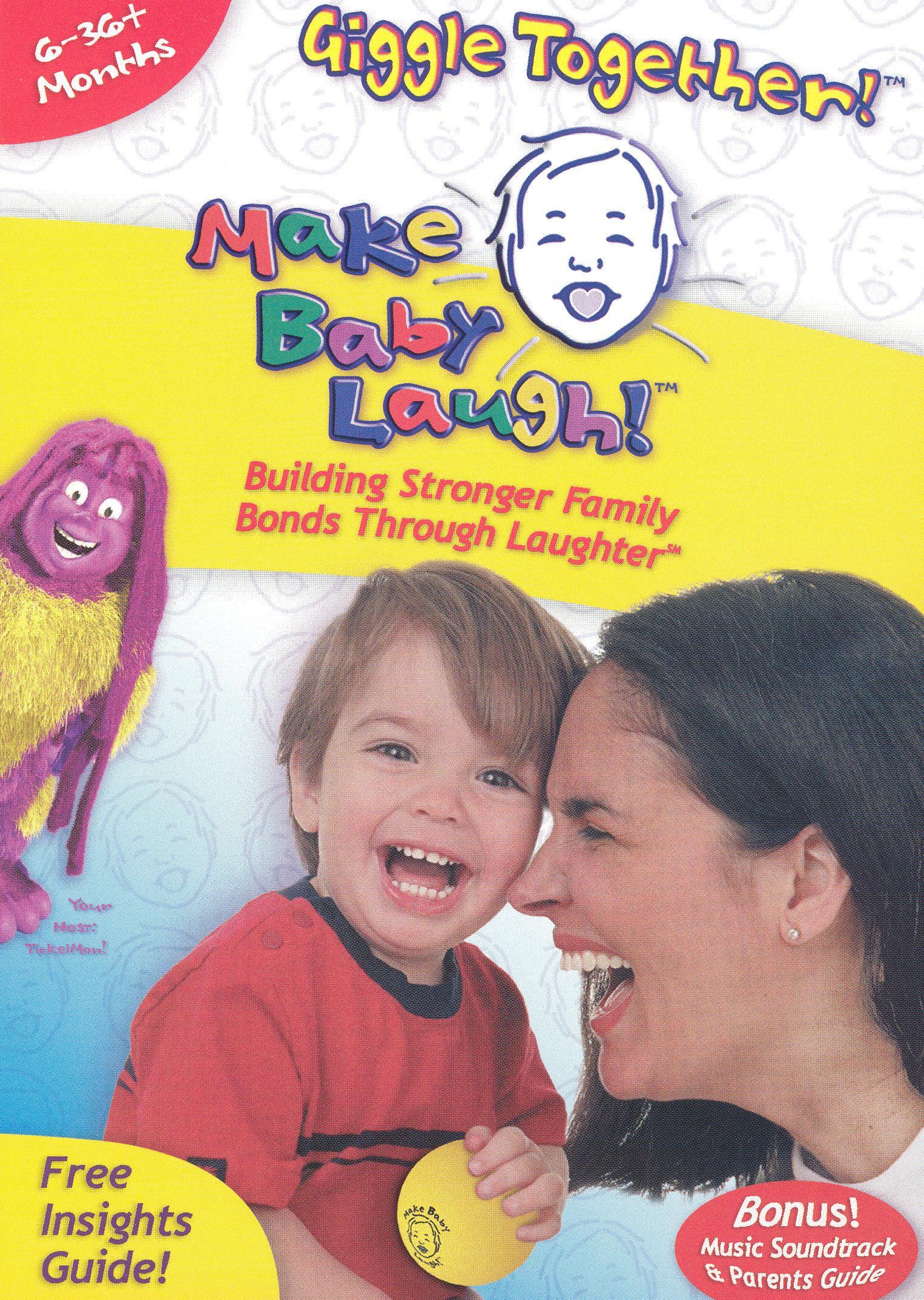 Make Baby Laugh! Giggle Together!
