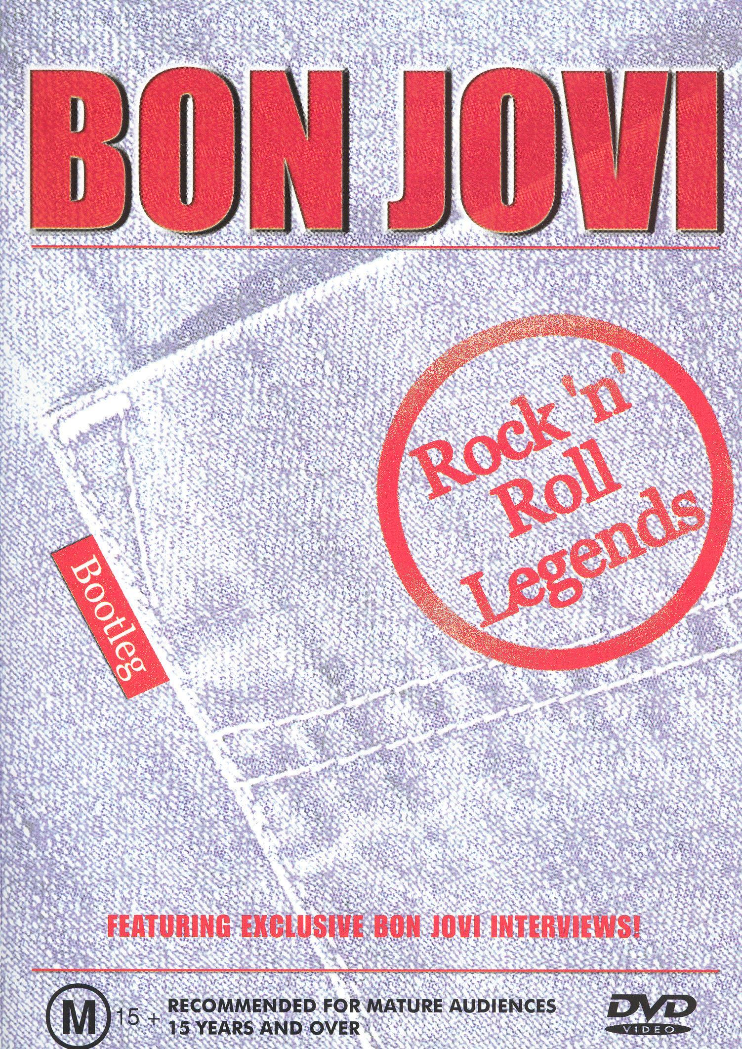 Rock 'N' Roll Legends: Bon Jovi