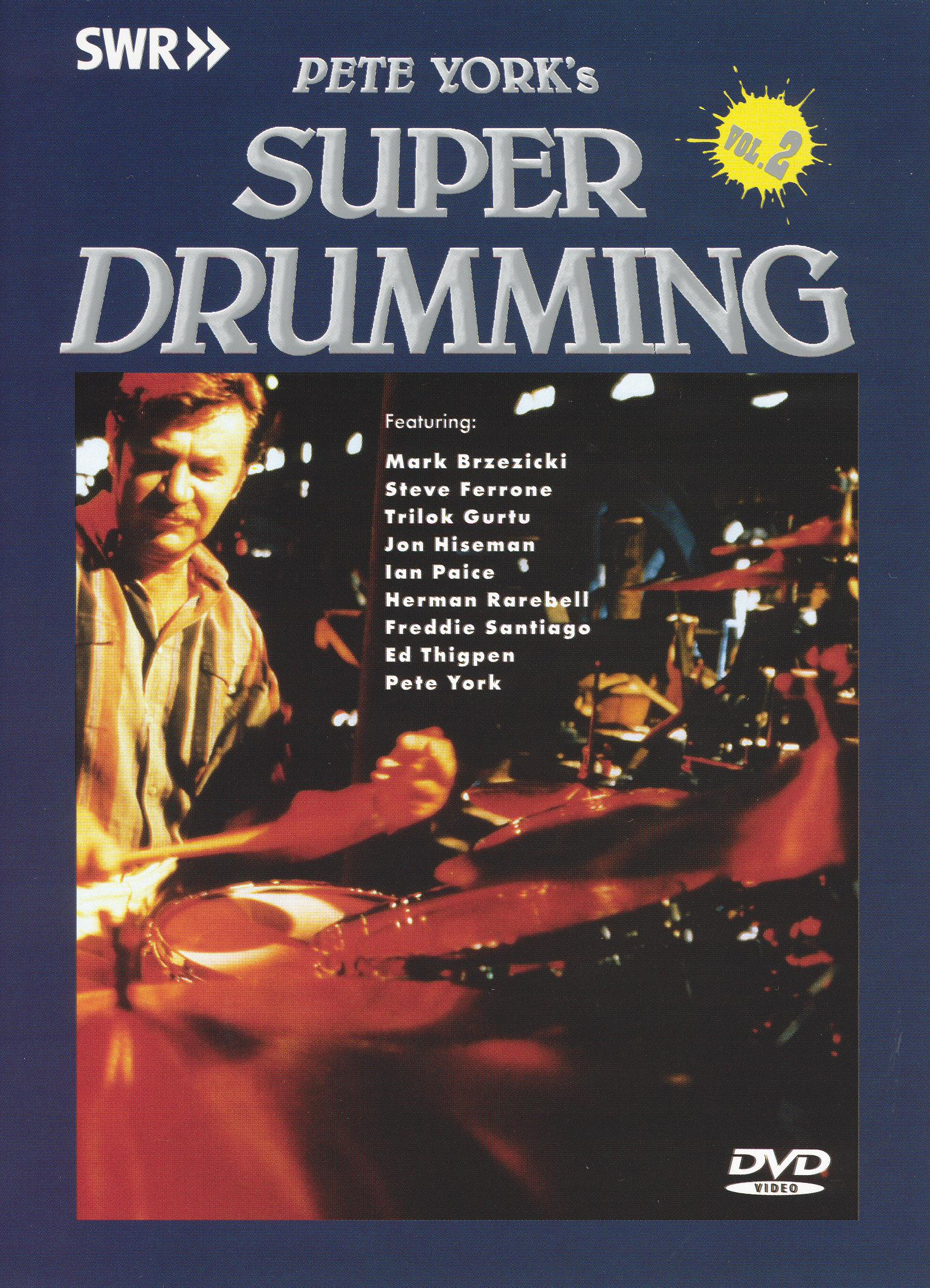 Super Drumming, Vol. 2