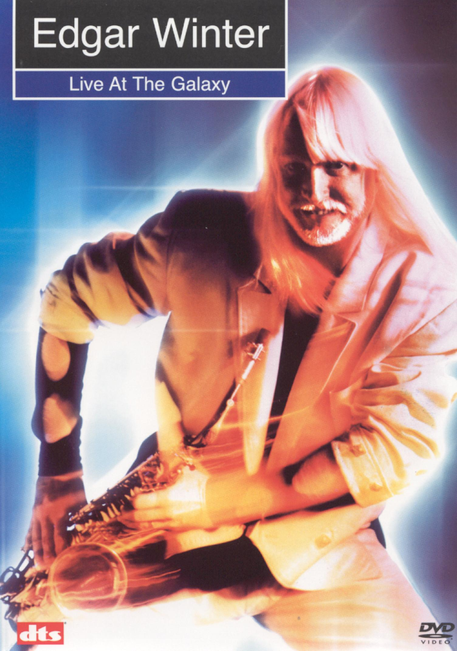 Edgar Winter: Live at the Galaxy