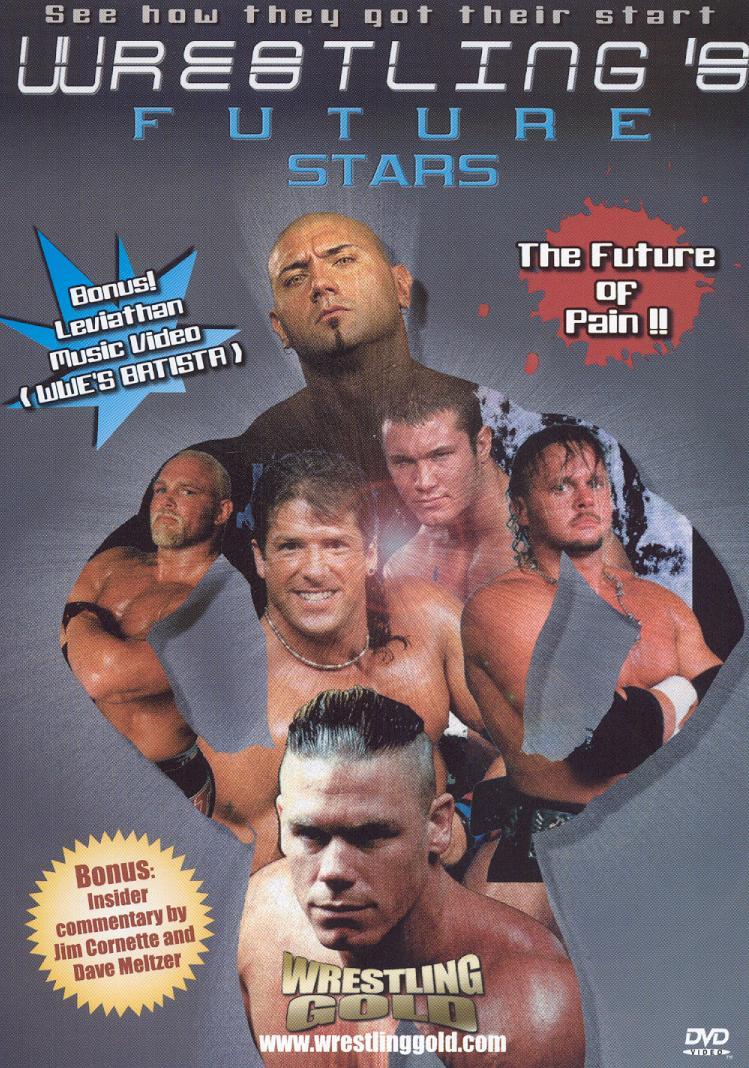 Wrestling Gold: Wrestling's Future Stars