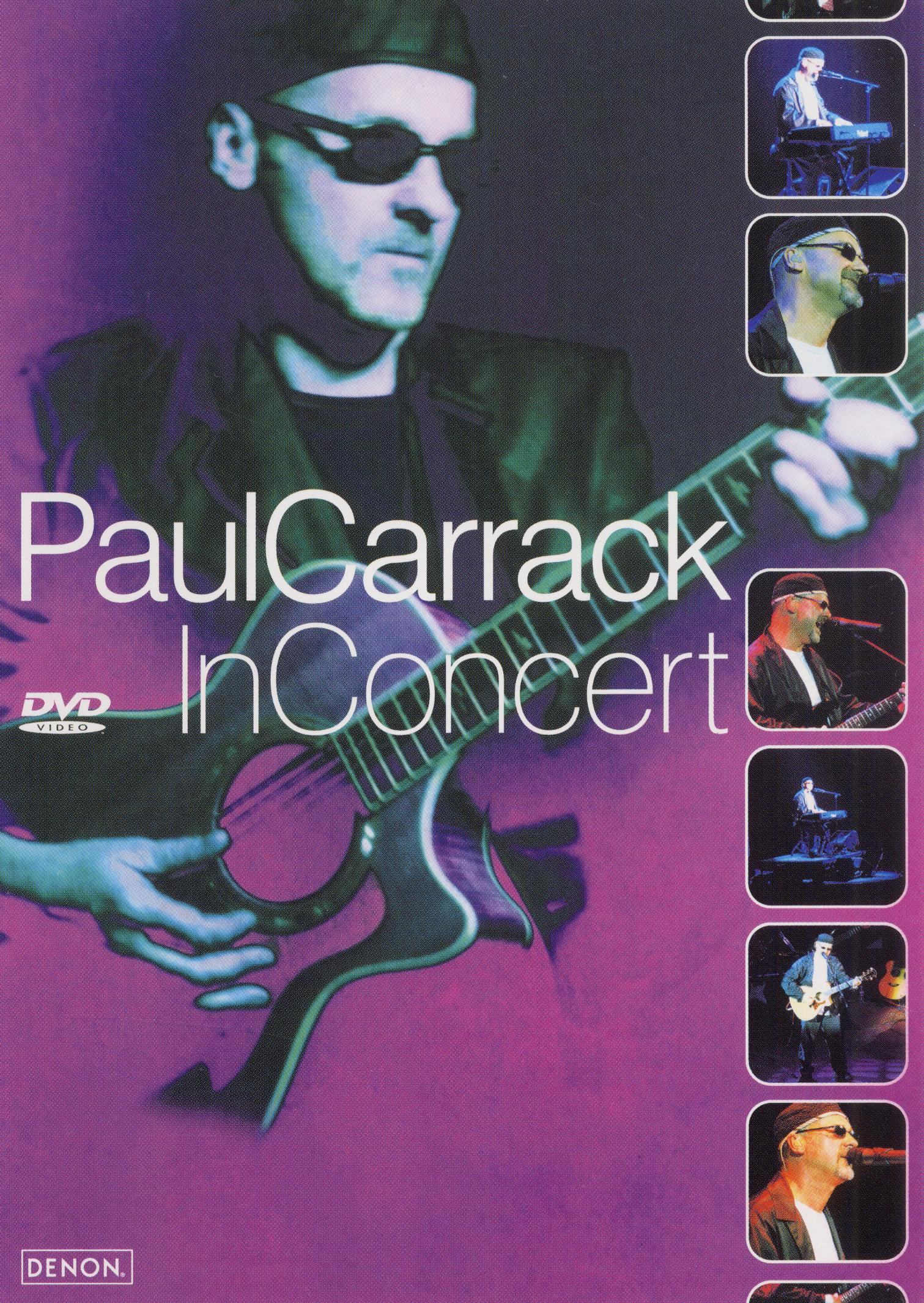 Paul Carrack: In Concert