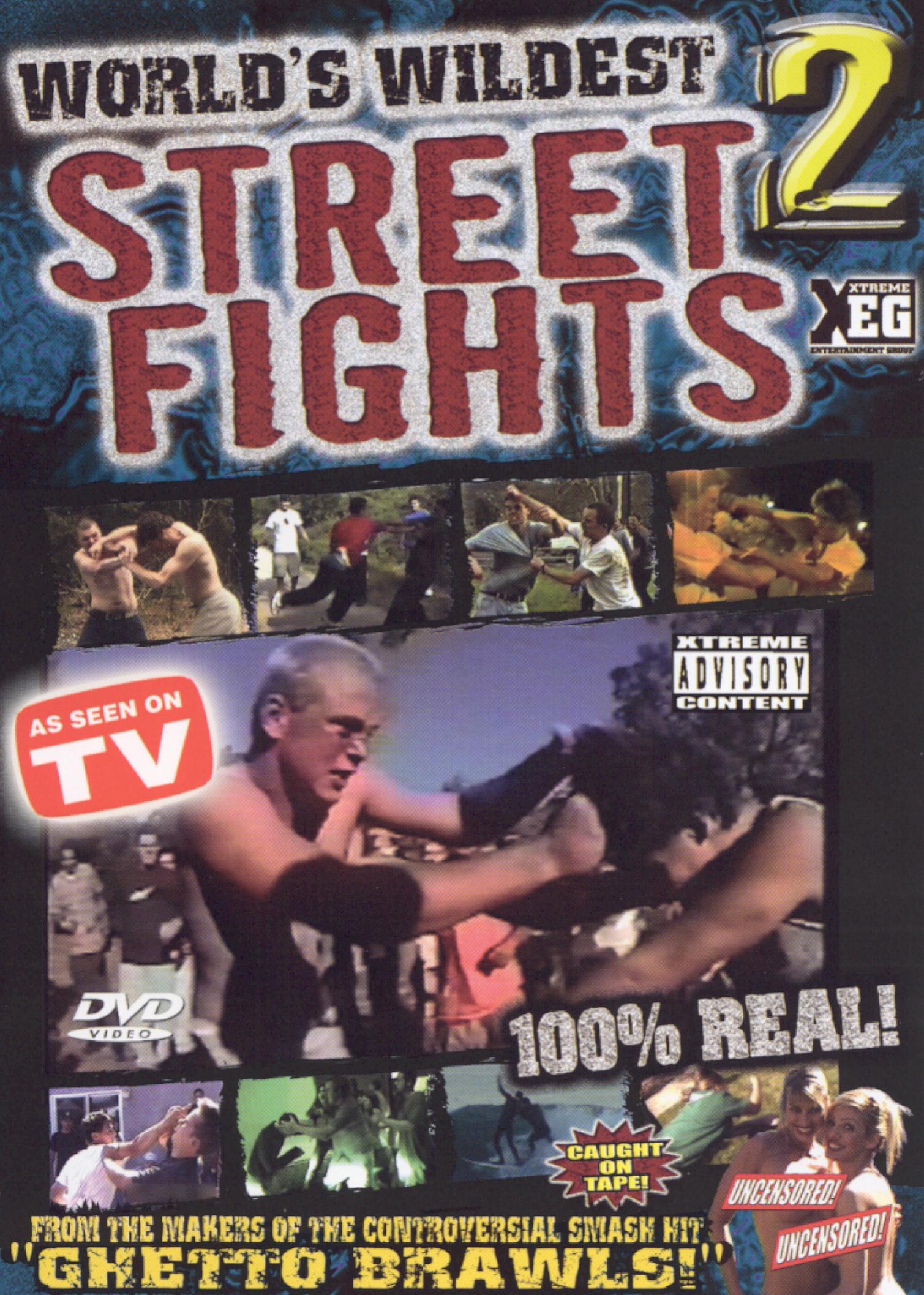 World's Wildest Street Fights, Vol. 2