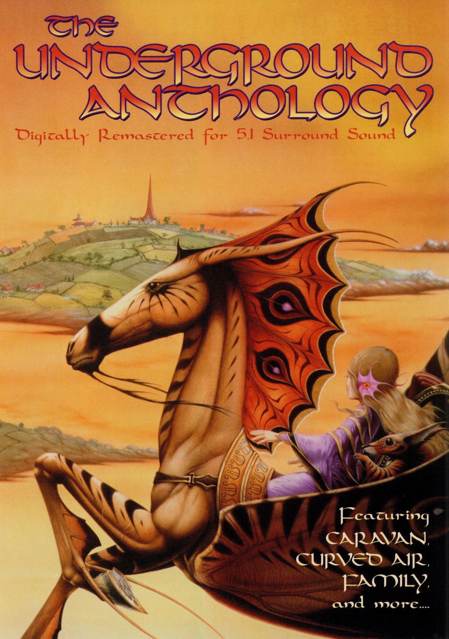 The Underground Anthology