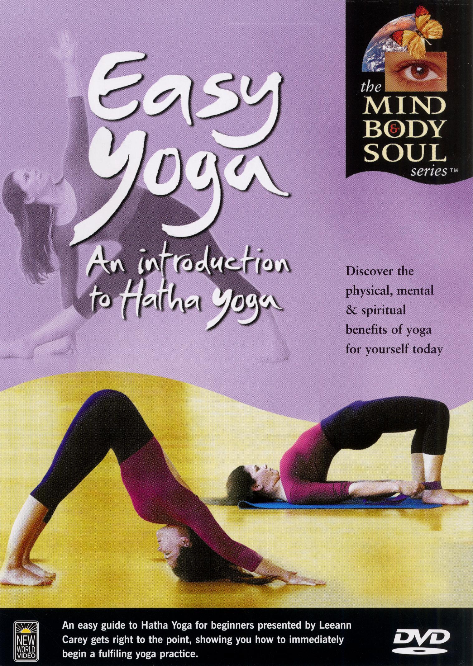 Leann Carey: Easy Yoga