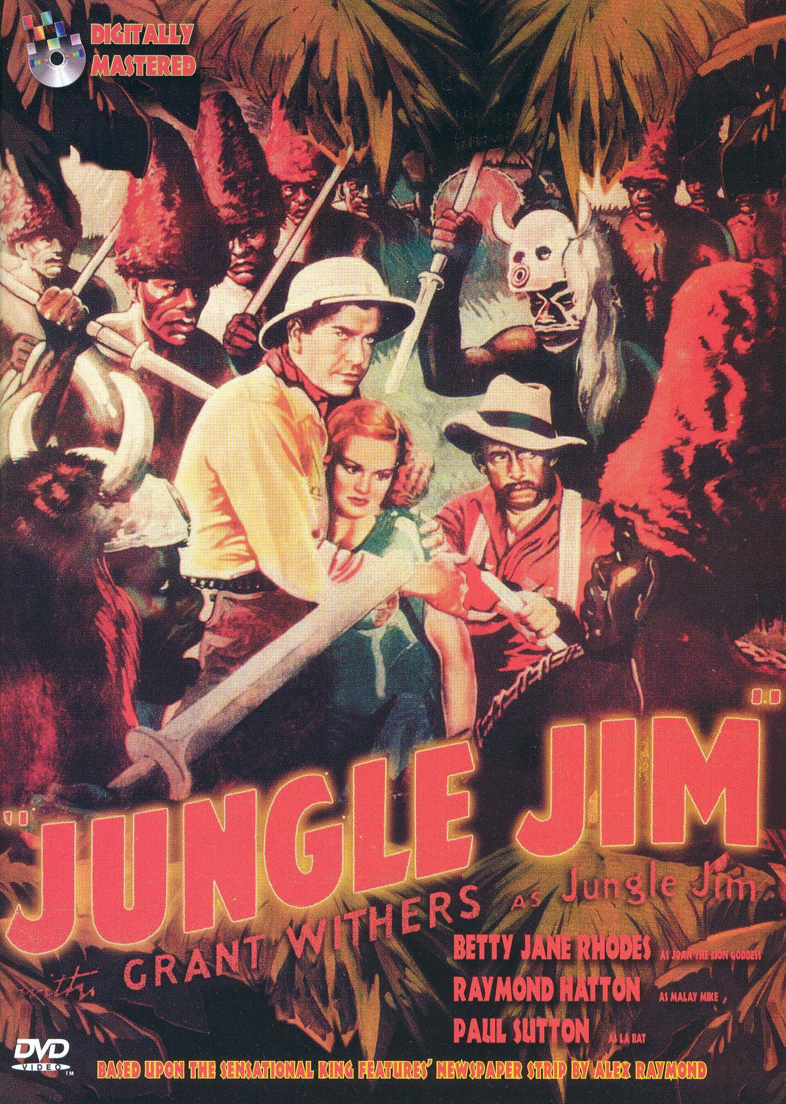 Jungle Jim [Serial]