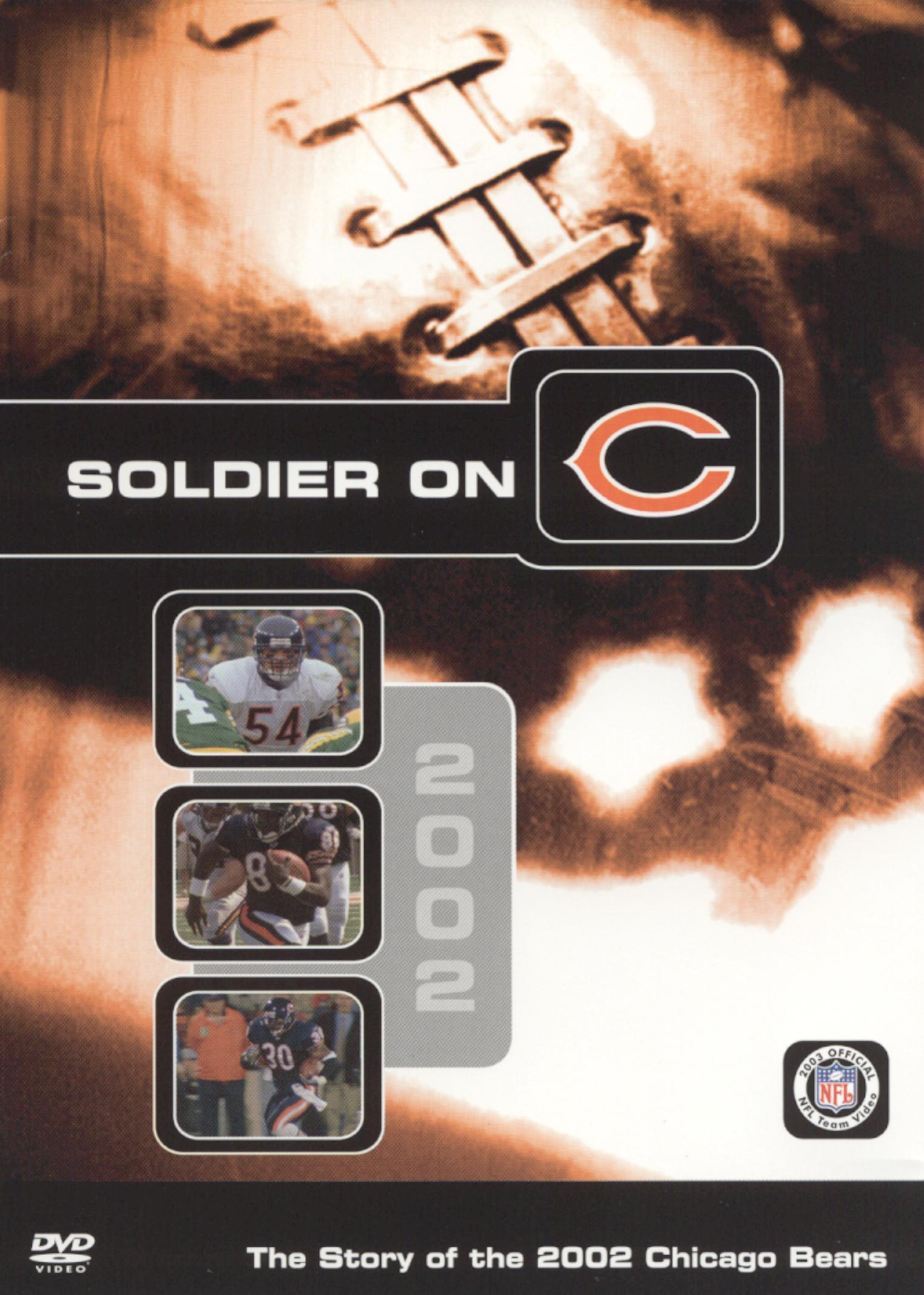 NFL: 2002 Chicago Bears Team Video - Soldier On