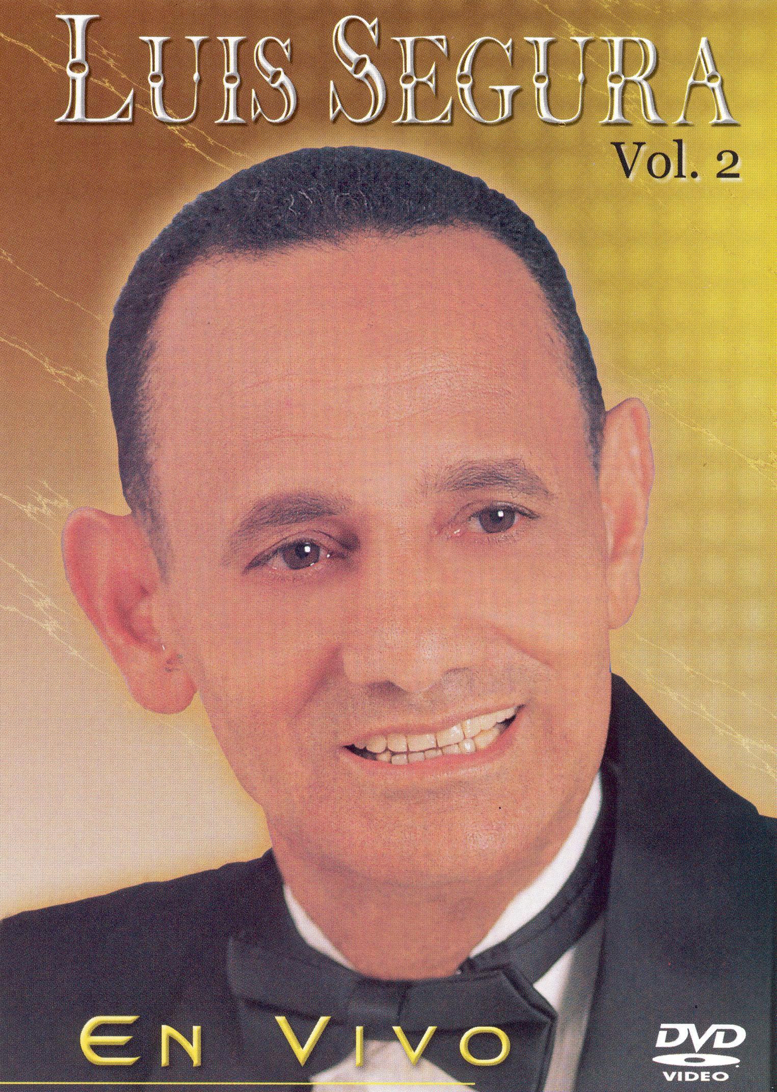 Luis Segura: En Vivo, Vol. 2