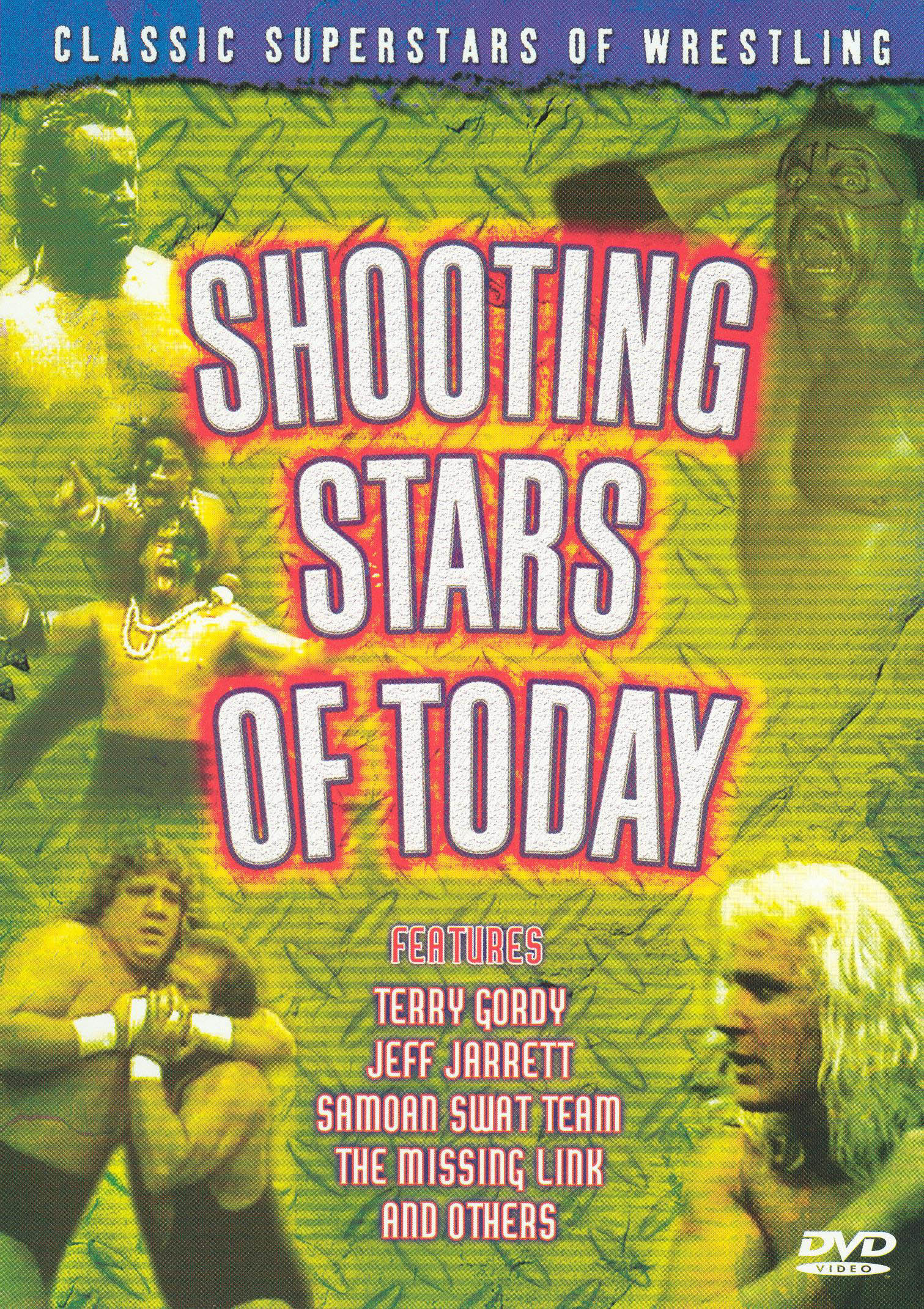 Classic Superstars of Wrestling: Shooting Stars of Today
