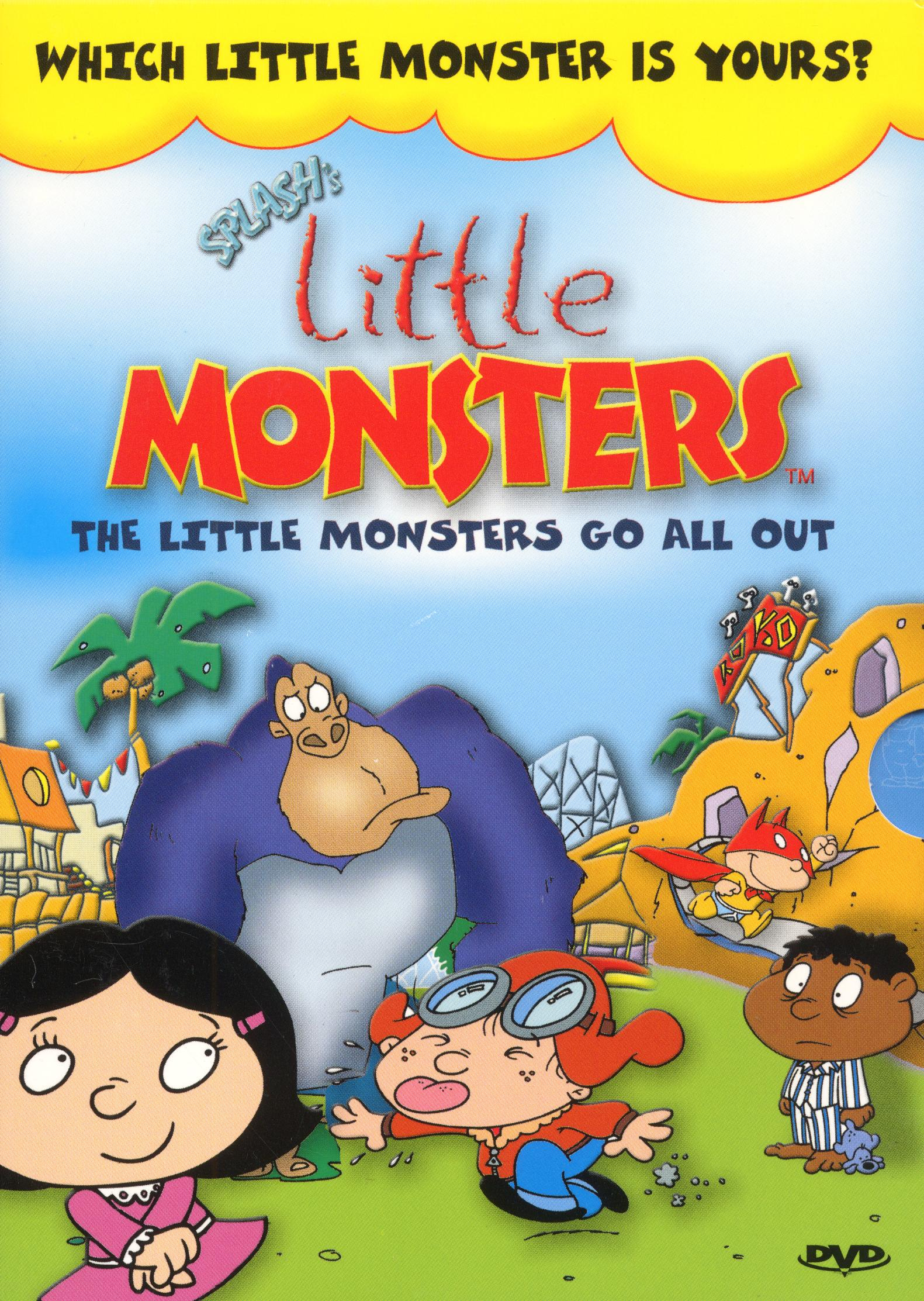 Little Monsters: The Little Monsters Go All Out