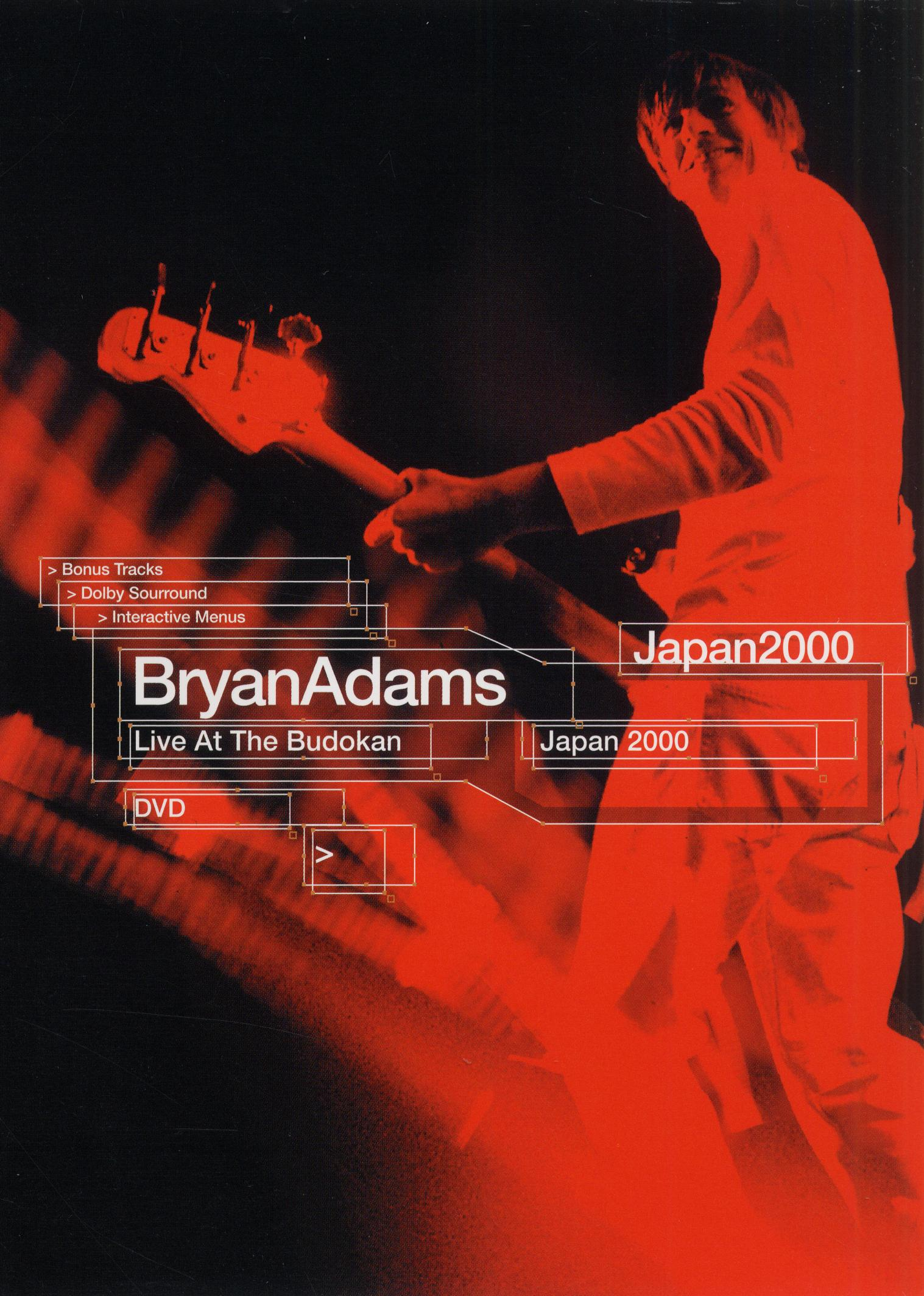 Bryan Adams: Live at the Budokan - Japan 2000