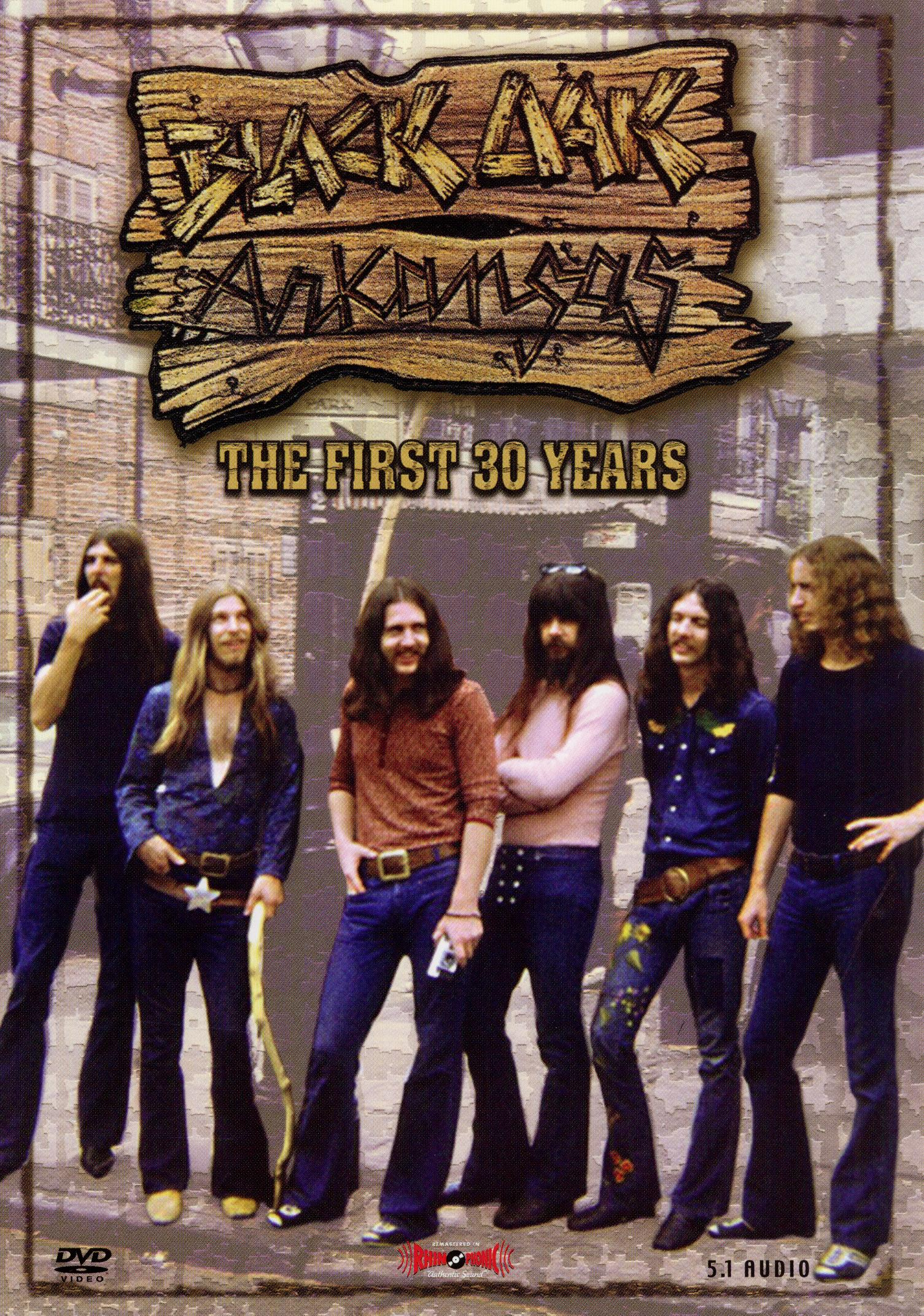 Black Oak Arkansas: The First 30 Years