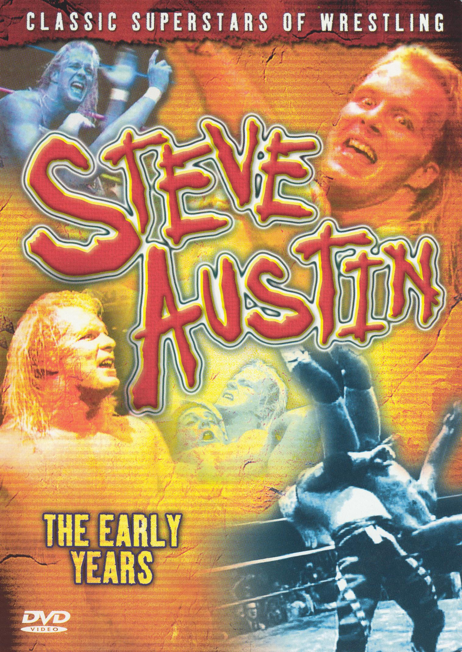Classic Superstars of Wrestling: Steve Austin - The Early Years