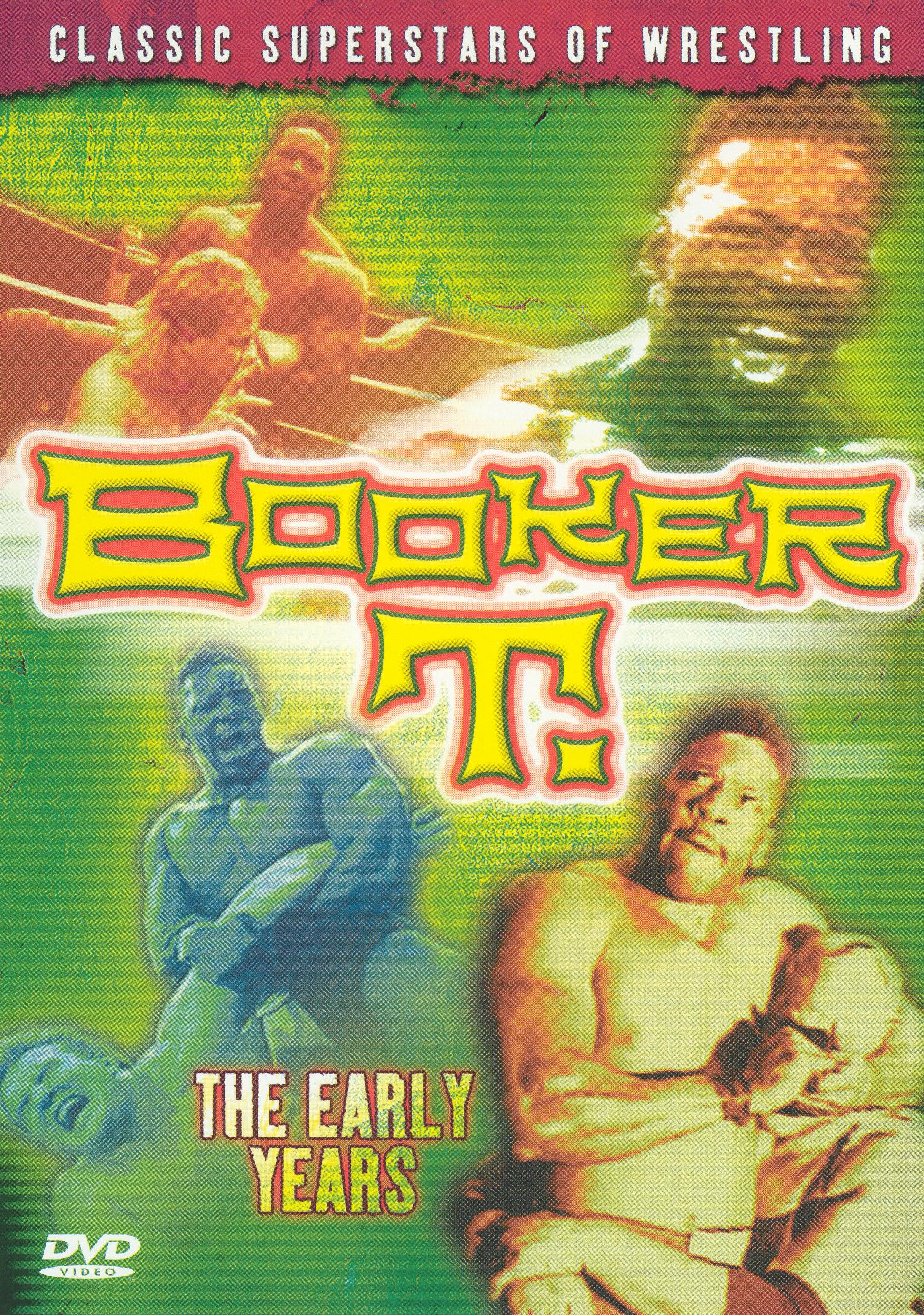 Classic Superstars of Wrestling: Booker T - The Early Years