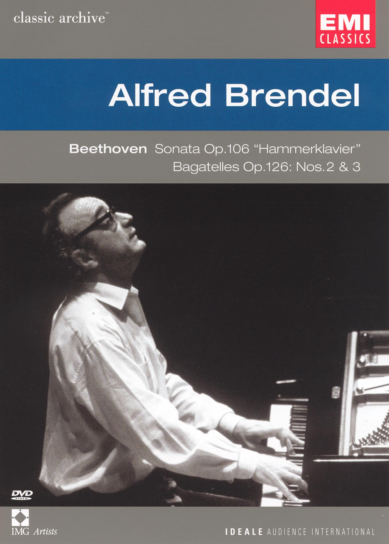 Classic Archive: Alfred Brendel - Beethoven