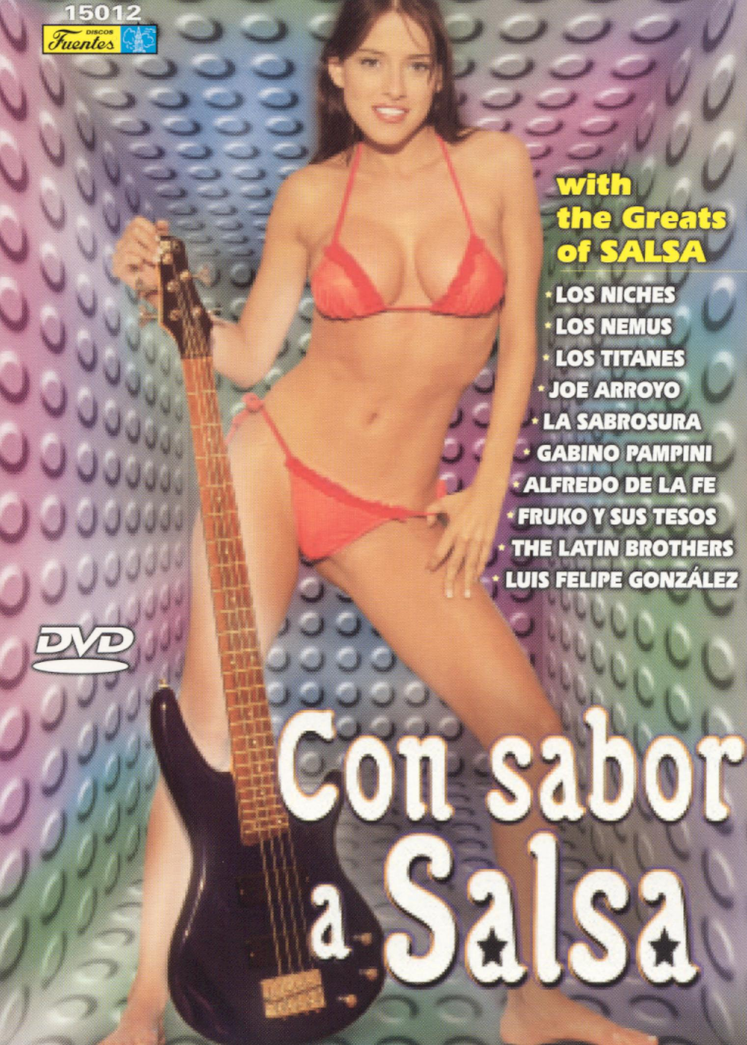 Con Sabor A Salsa: With the Greats of Salsa