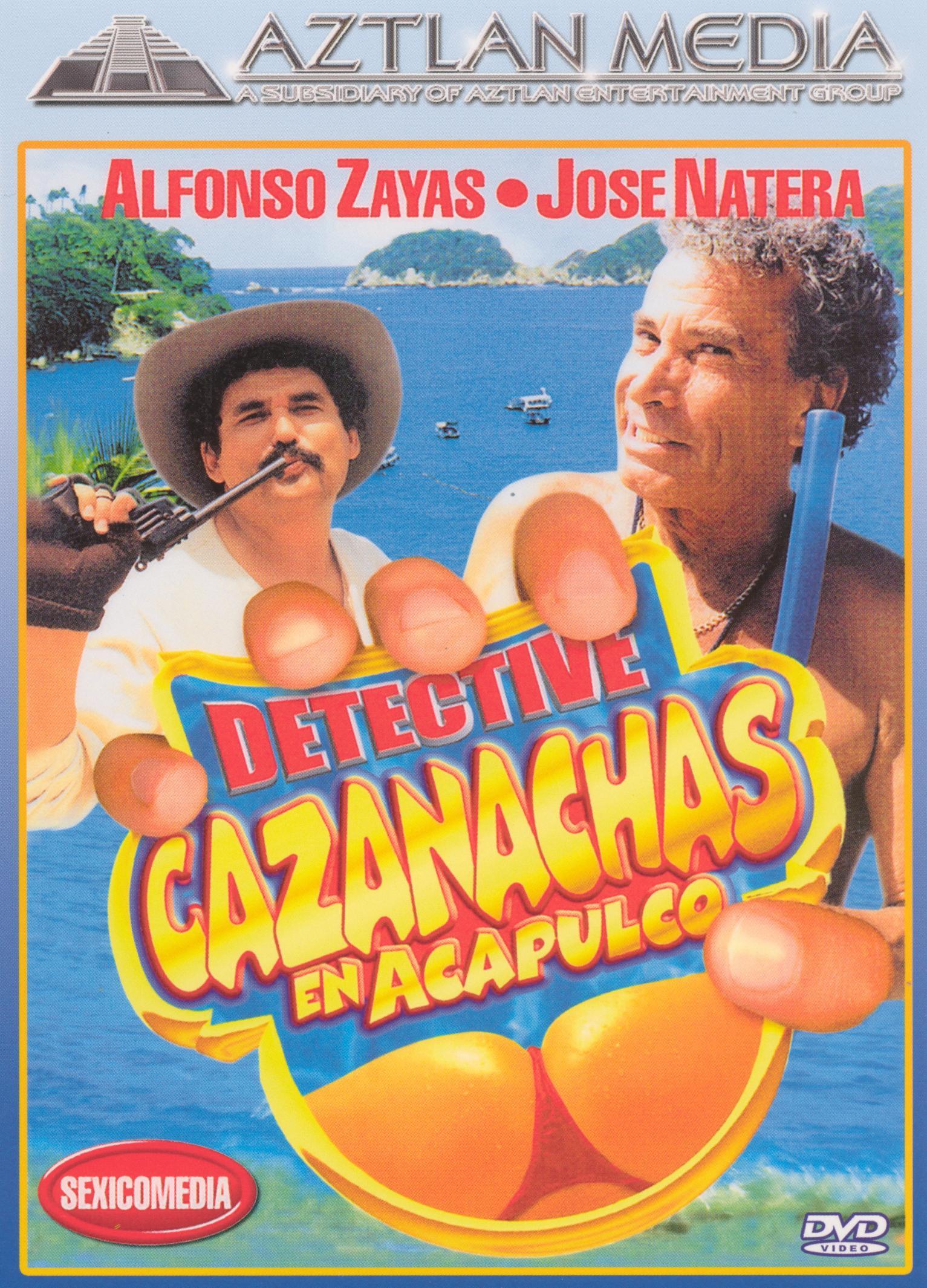 Detective Cazanachas en Acapulco