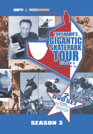 Tony Hawk's Gigantic Skatepark Tour: Summer 2002