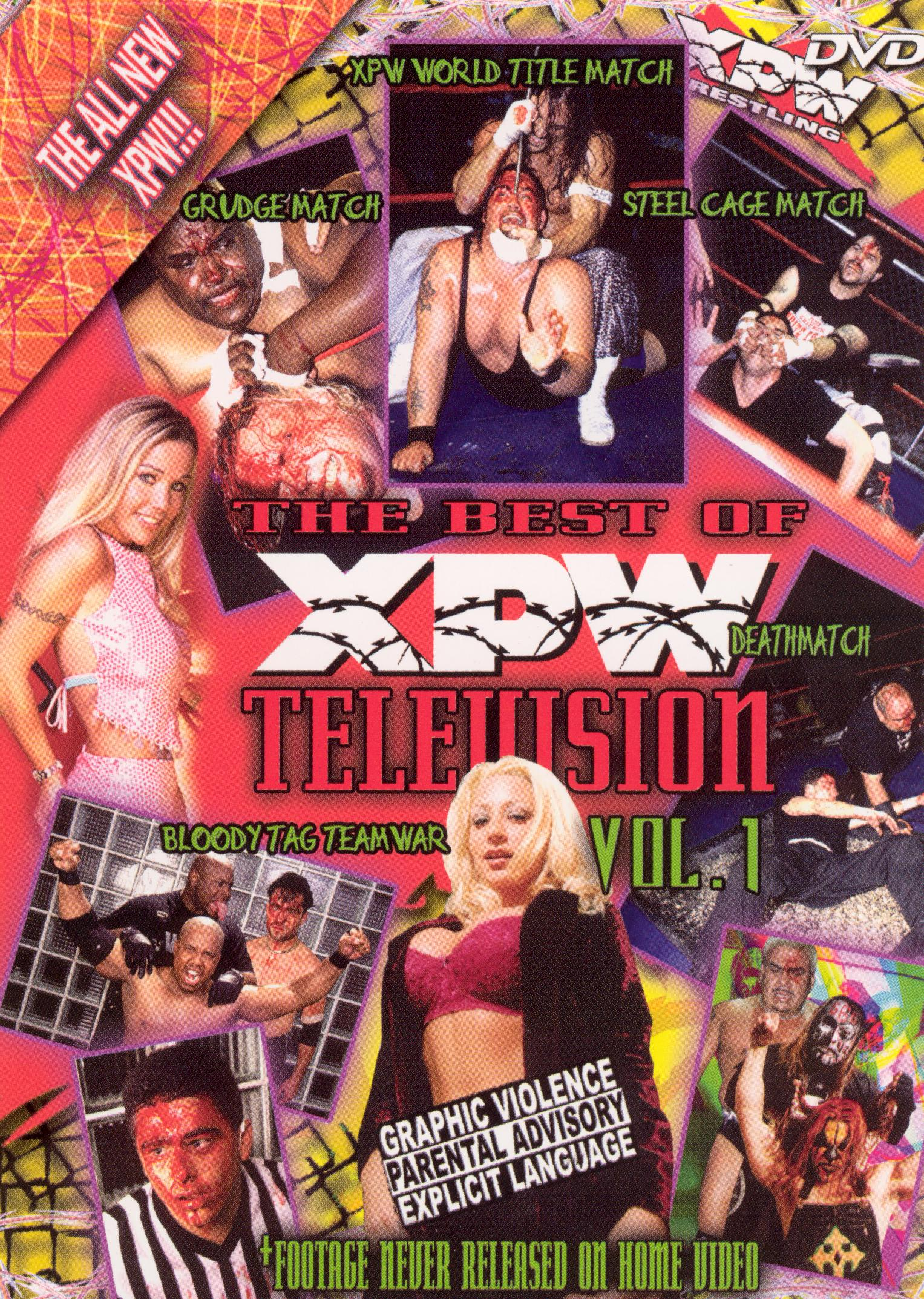 XPW: Best of XPW Television, Vol. 1