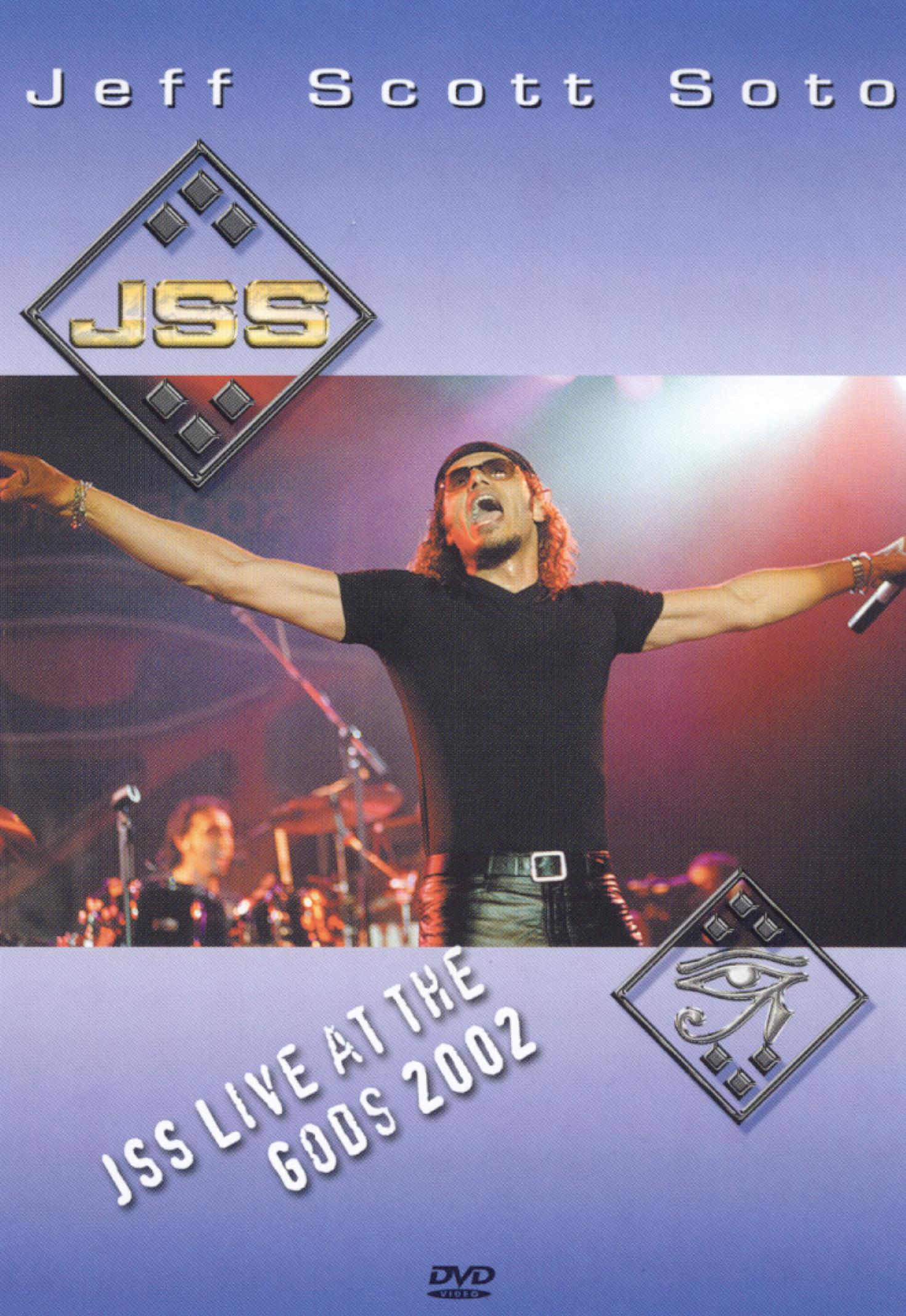 Jeff Scott Soto: JSS Live at the Gods 2002