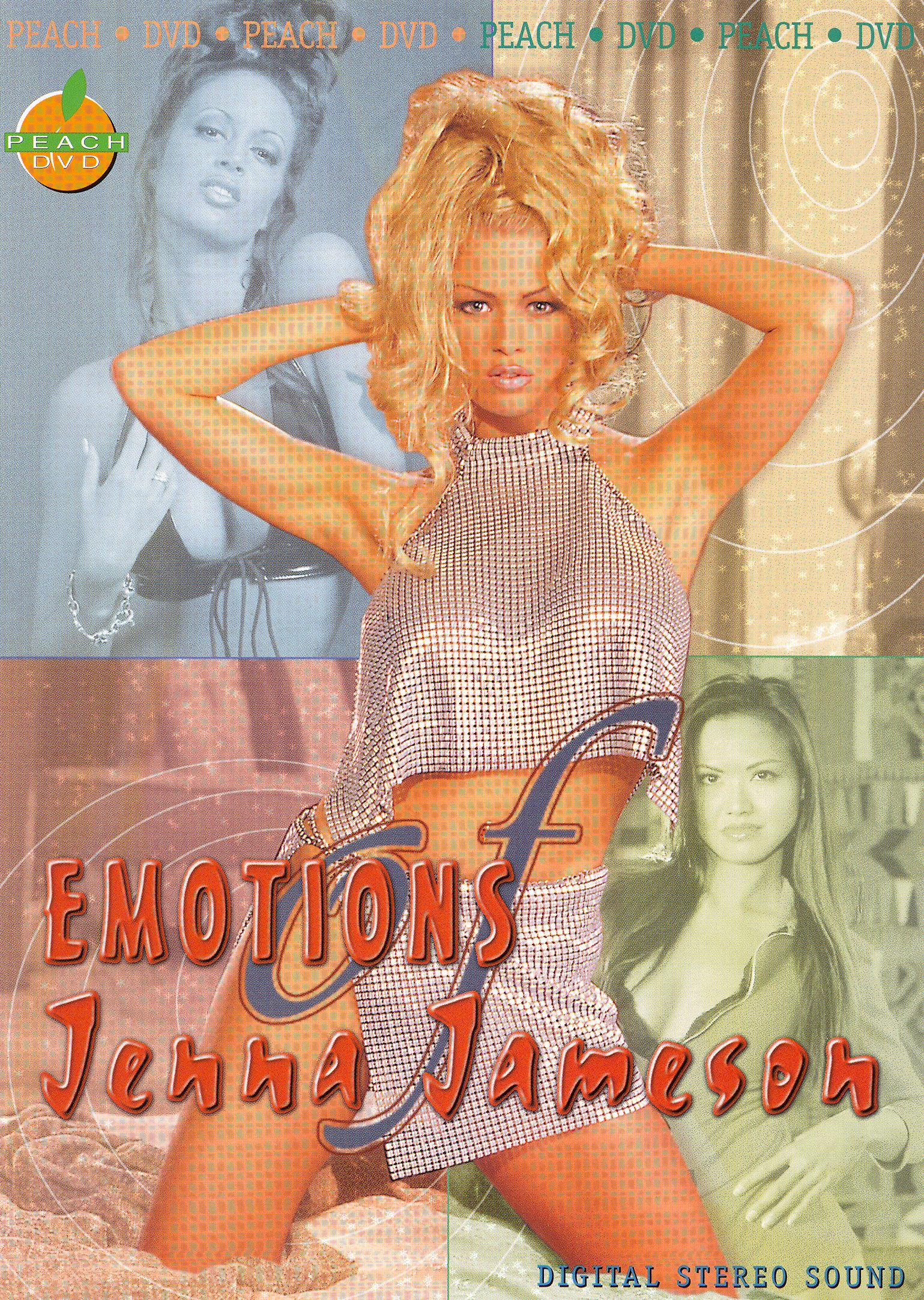 Emotions of Jenna Jameson