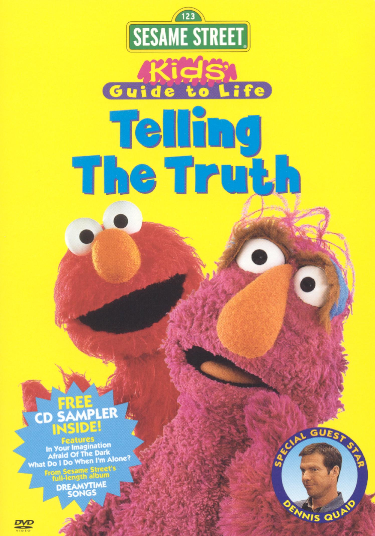 sesame street telling the truth 1997 releases